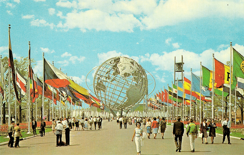 The Legacy of the 1964 World's Fair, 50 Years Later