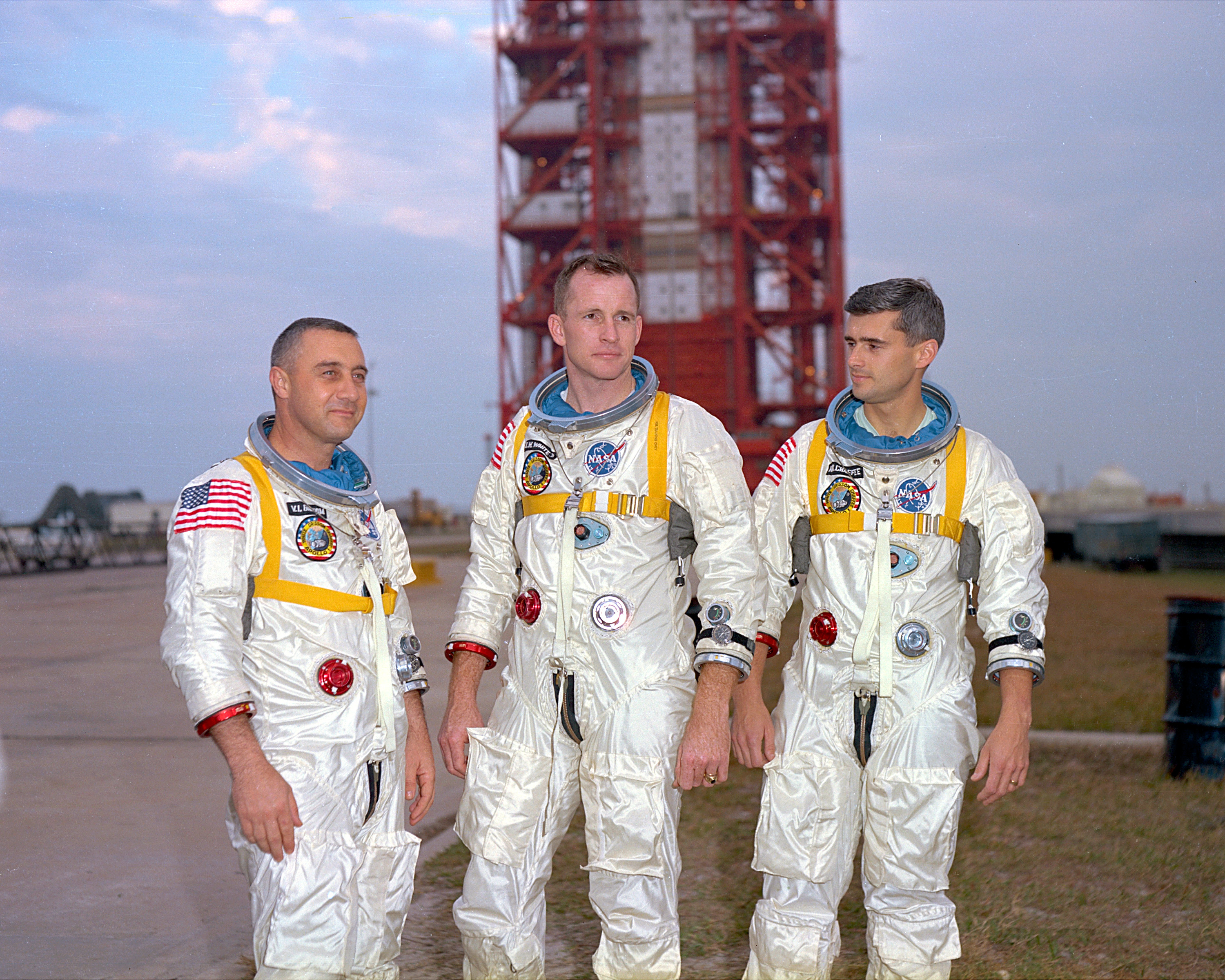 Remembering the Apollo 1 Tragedy