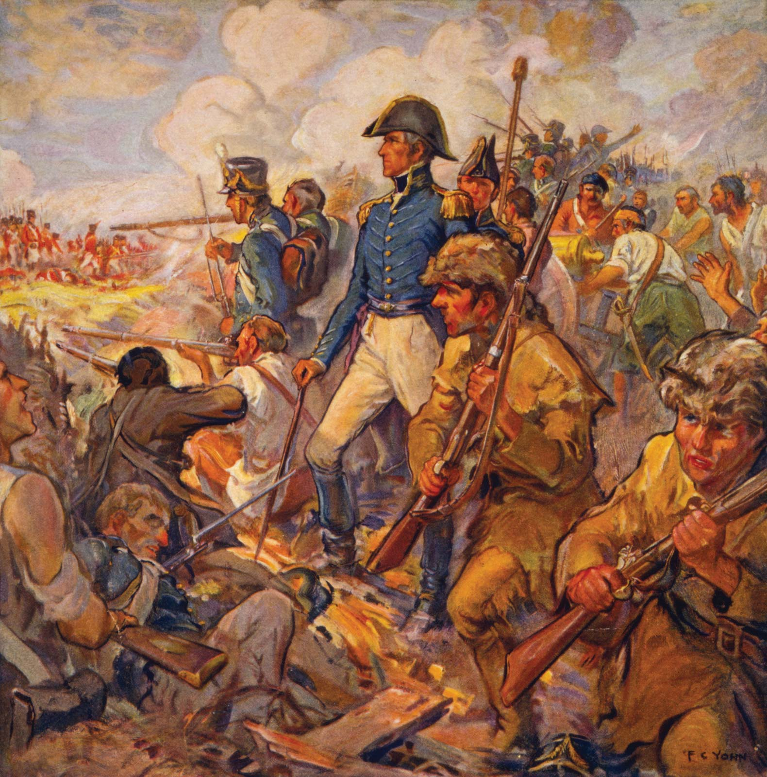 6 Myths About the Battle of New Orleans
