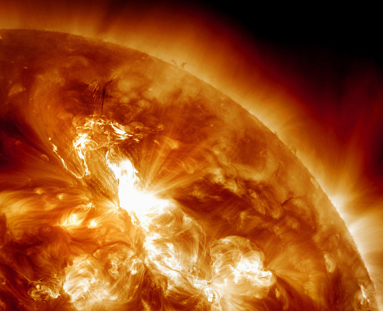 A Perfect Solar Superstorm: The 1859 Carrington Event