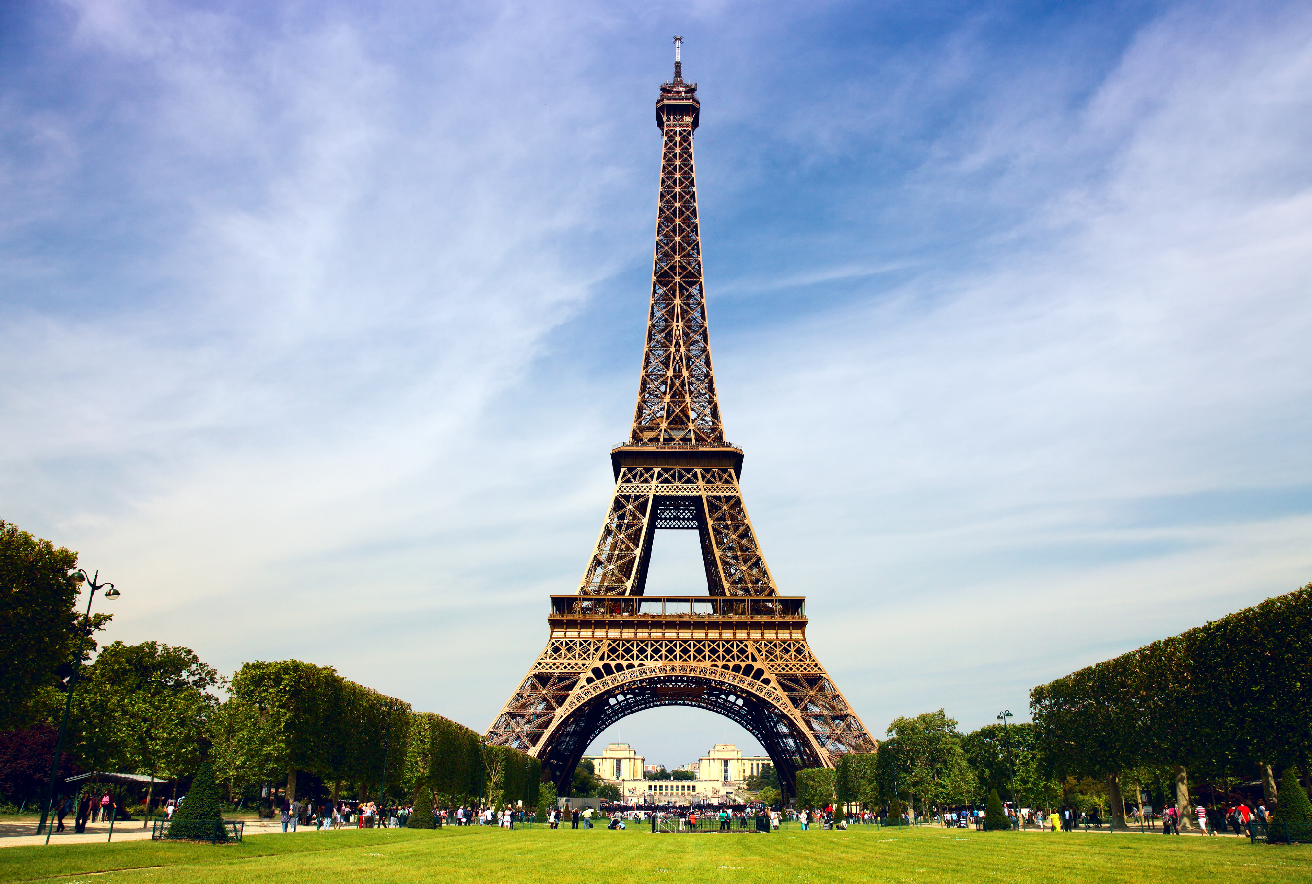 - 10 Things You May Not Know About The Eiffel Tower - HISTORY