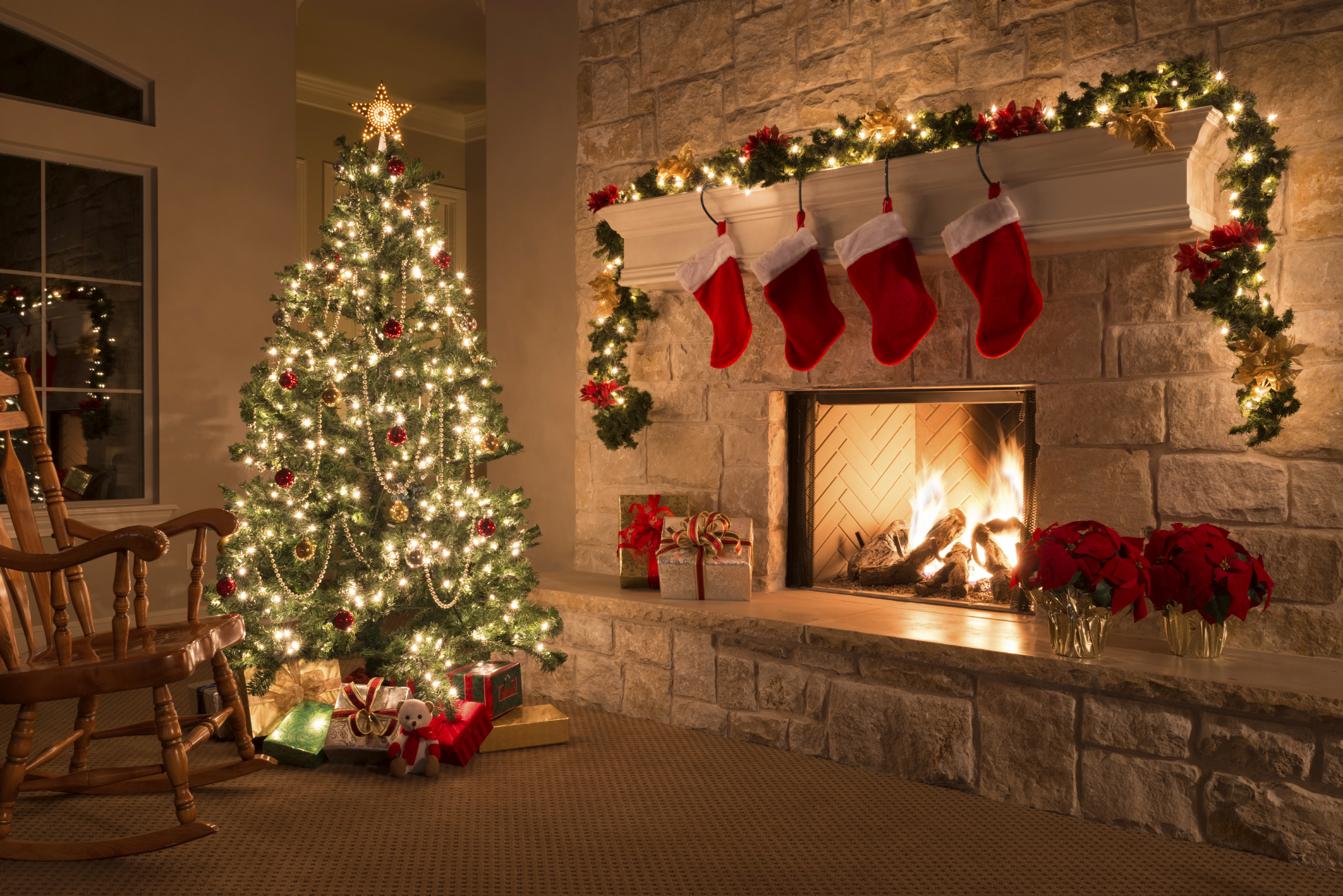 Which President Banned Christmas Trees From The White House.The Father Of Electric Christmas Tree Lights History