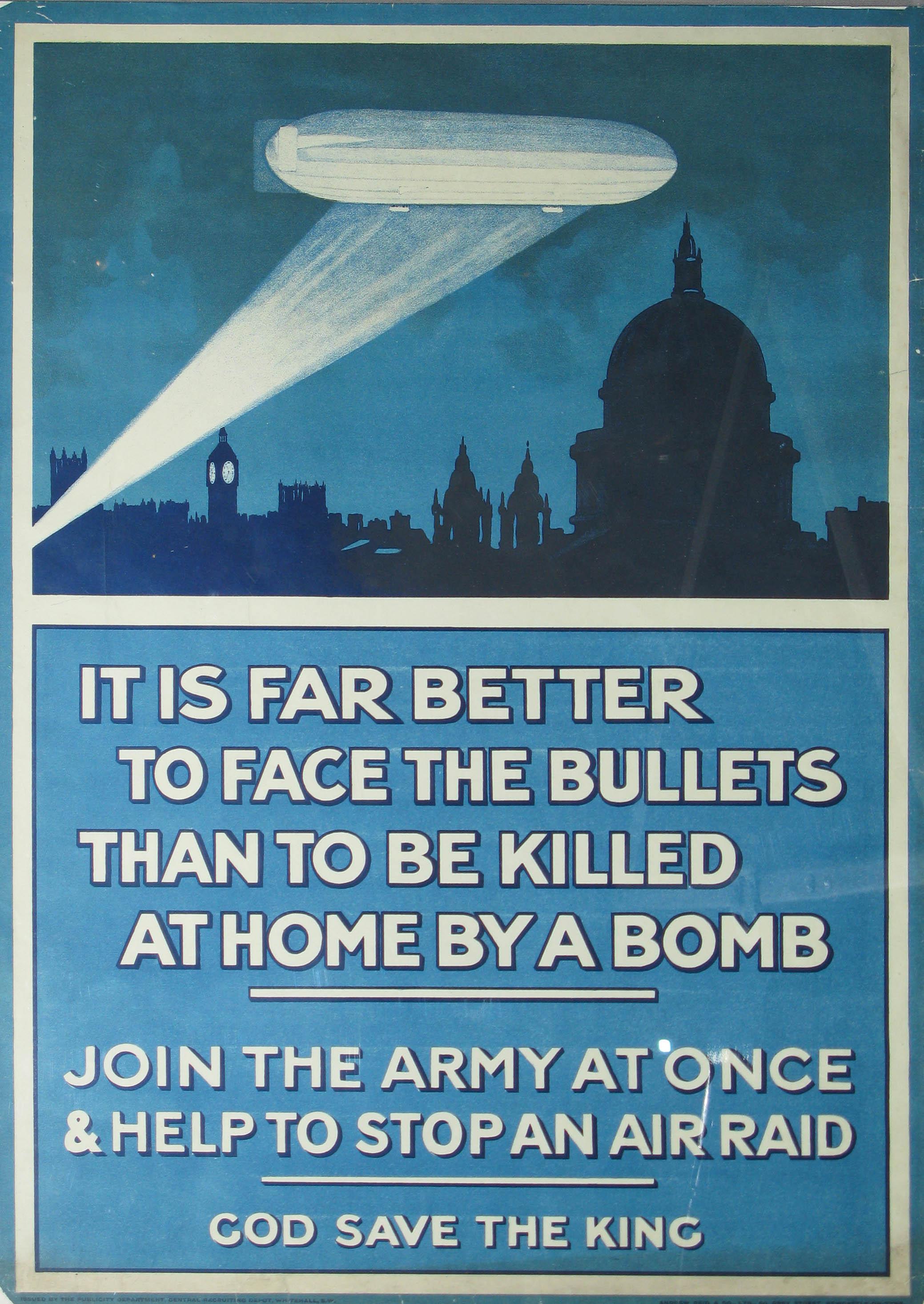 London's World War I Zeppelin Terror