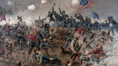 Read More: Grant's Overland Campaign