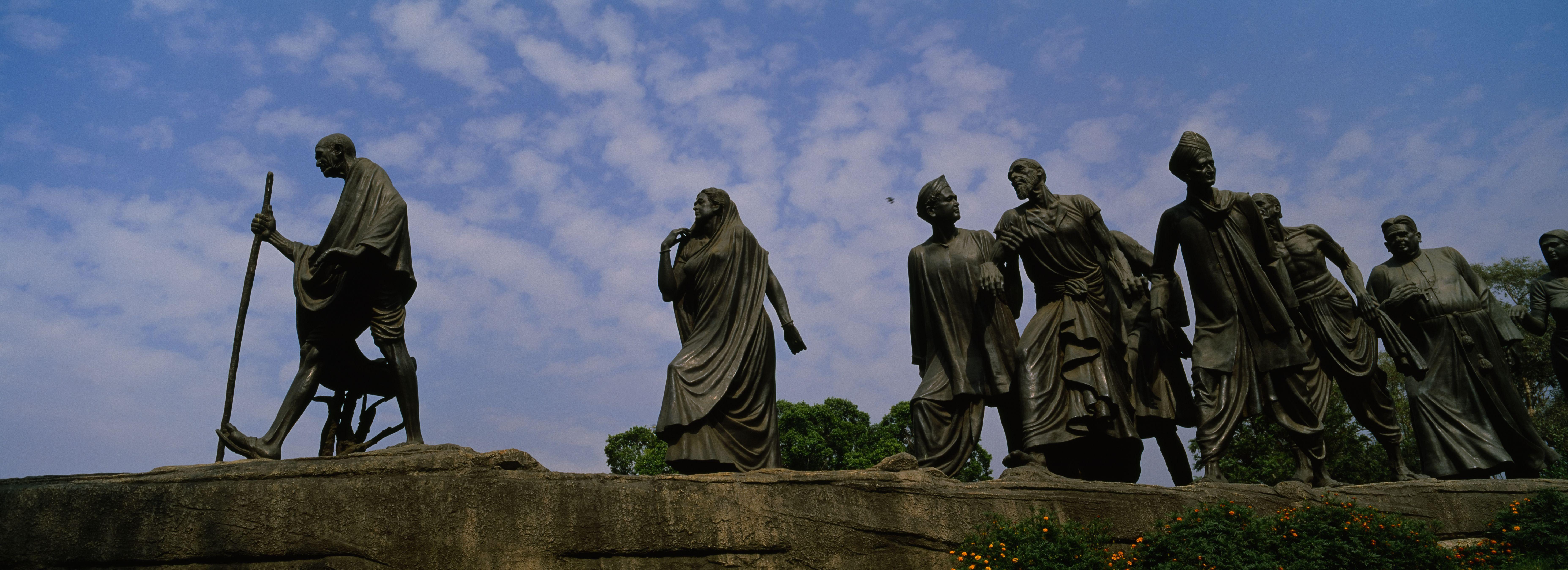 Remembering Gandhi's Salt March - HISTORY