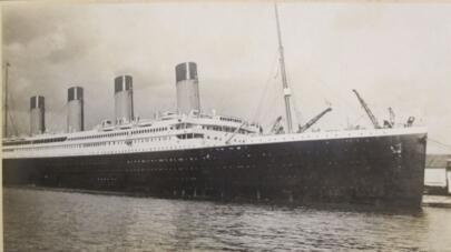 Last Meal on the Titanic