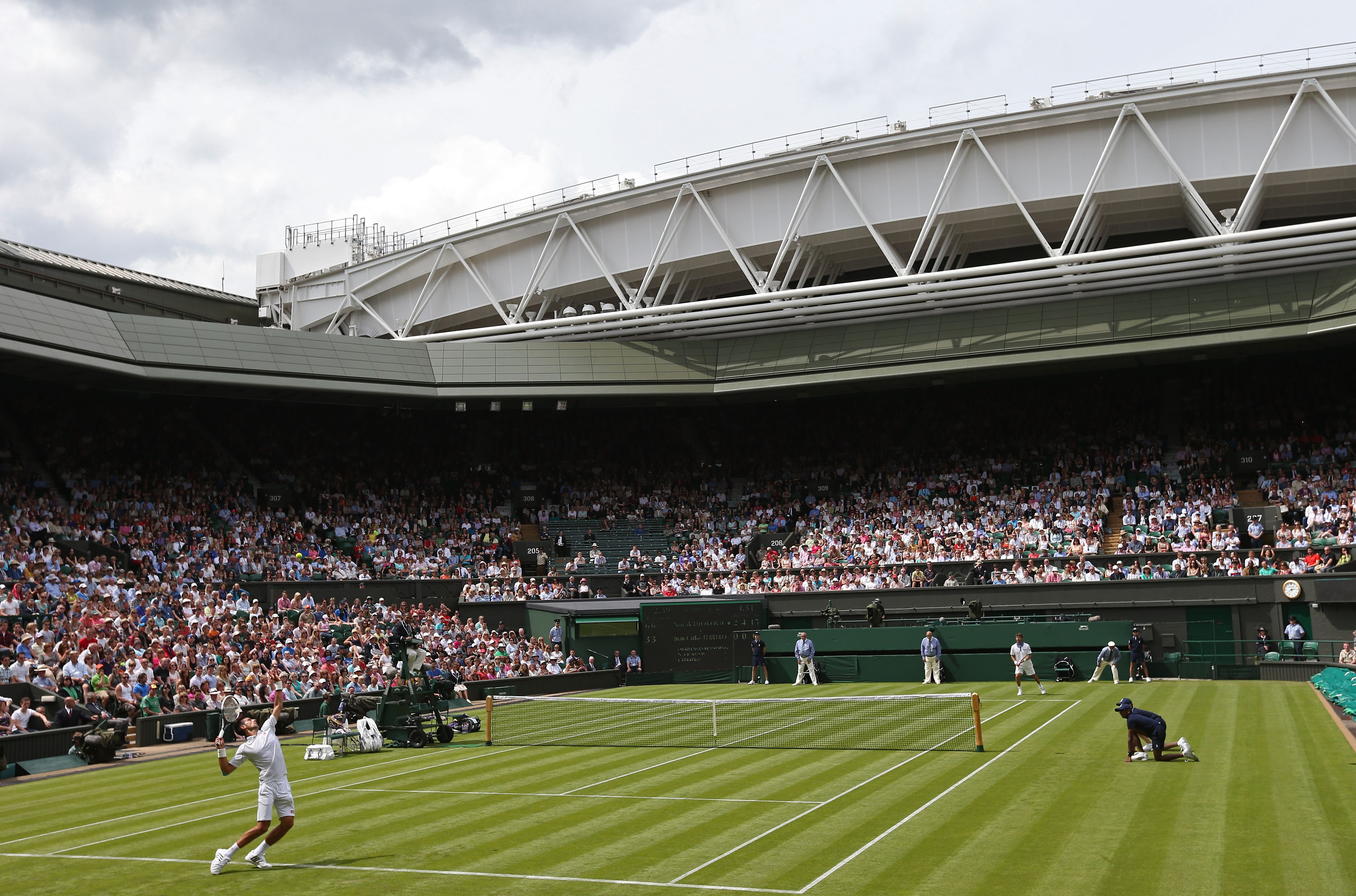 9 Things You May Not Know About Wimbledon History