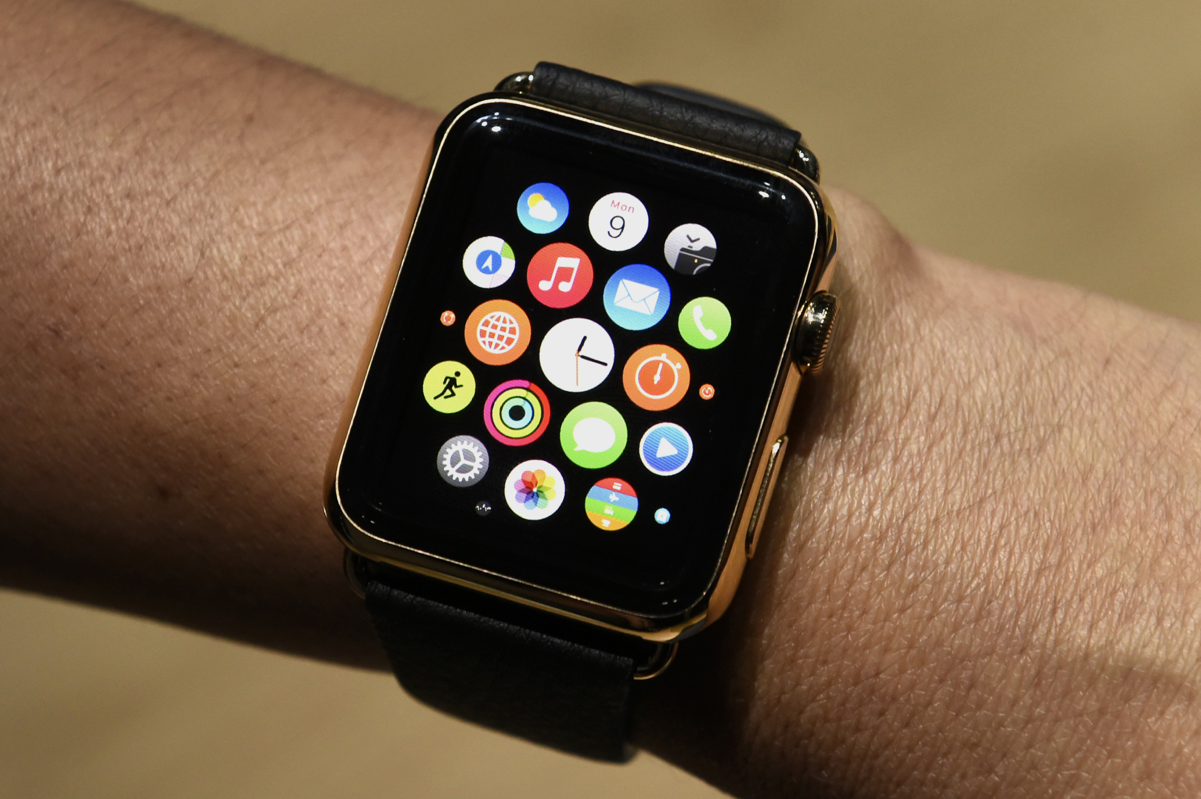How World War I Led to the Apple Watch