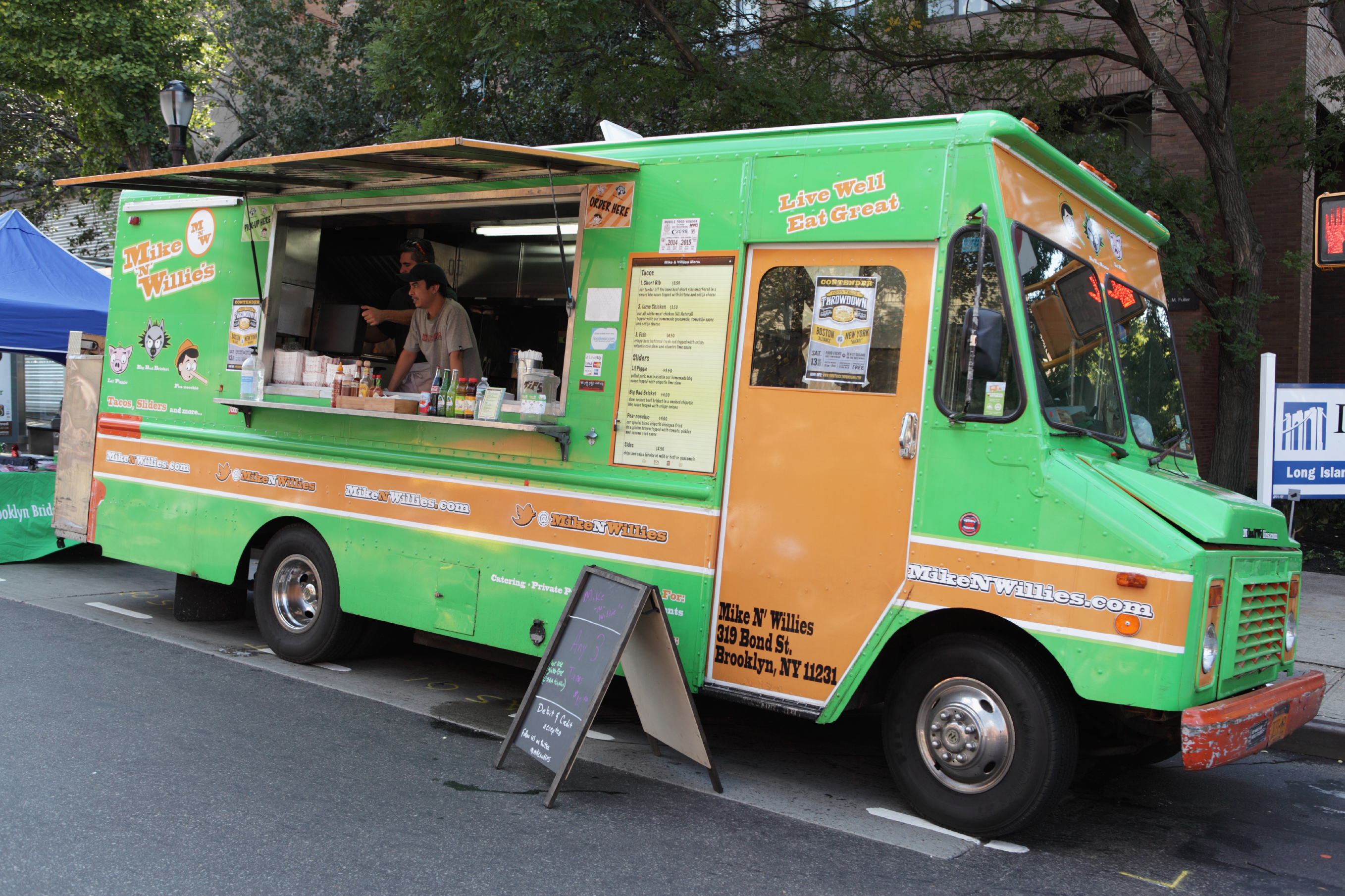 Used Food Trucks For Sale Under 5000 >> From Chuck Wagons To Pushcarts The History Of The Food