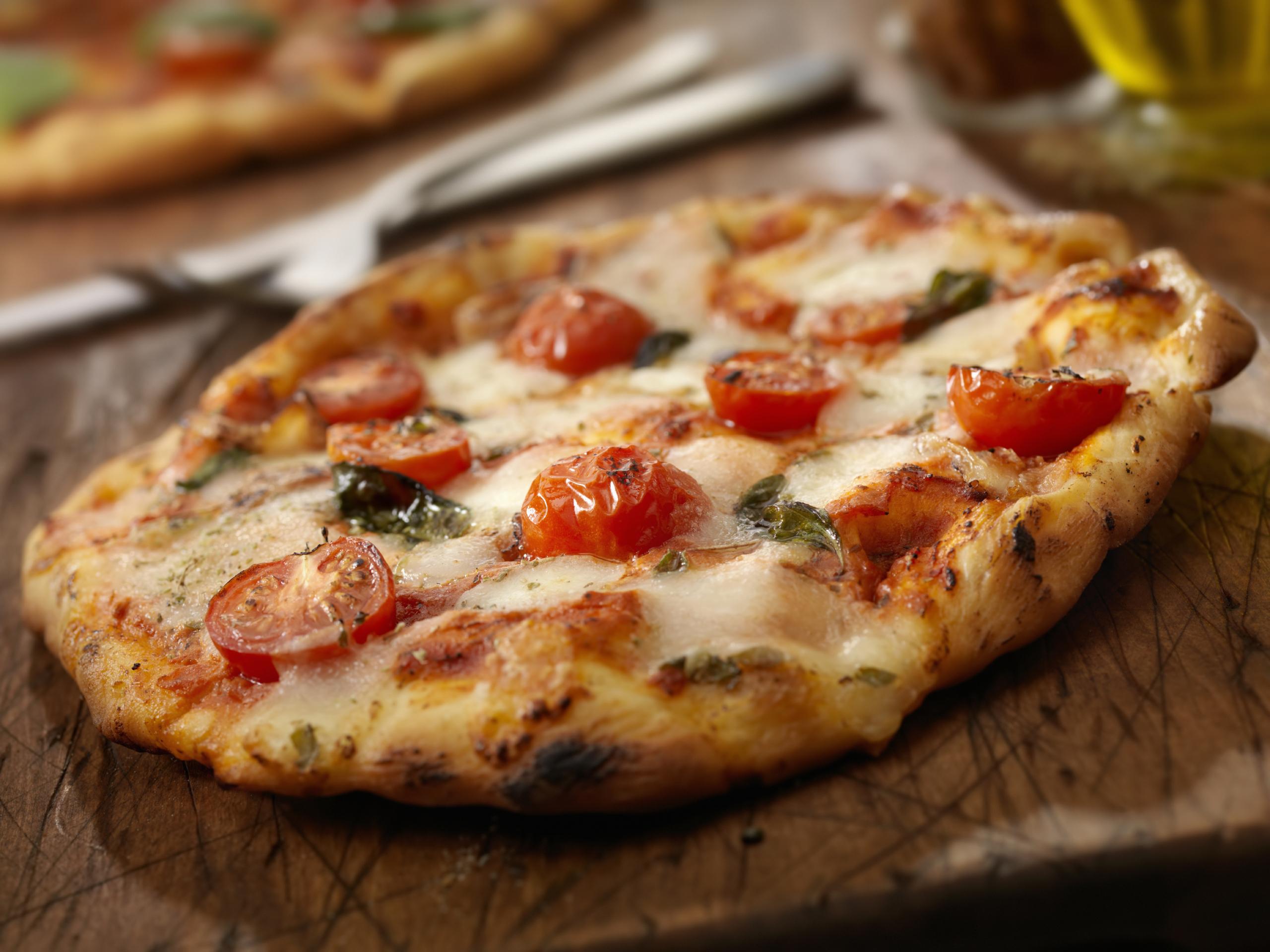 Из истории создания пиццы