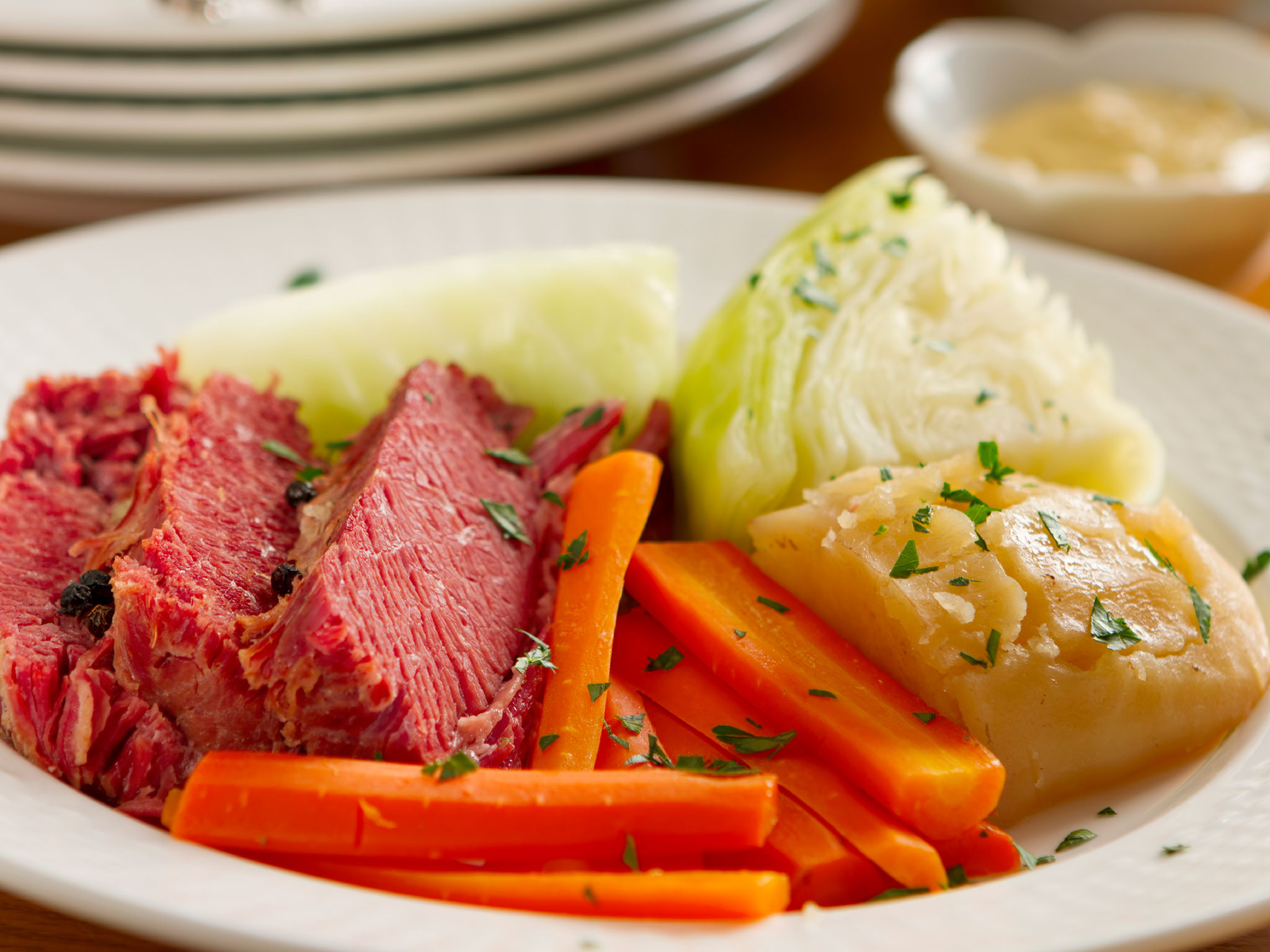 Corned Beef and Cabbage: As Irish as Spaghetti and Meatballs