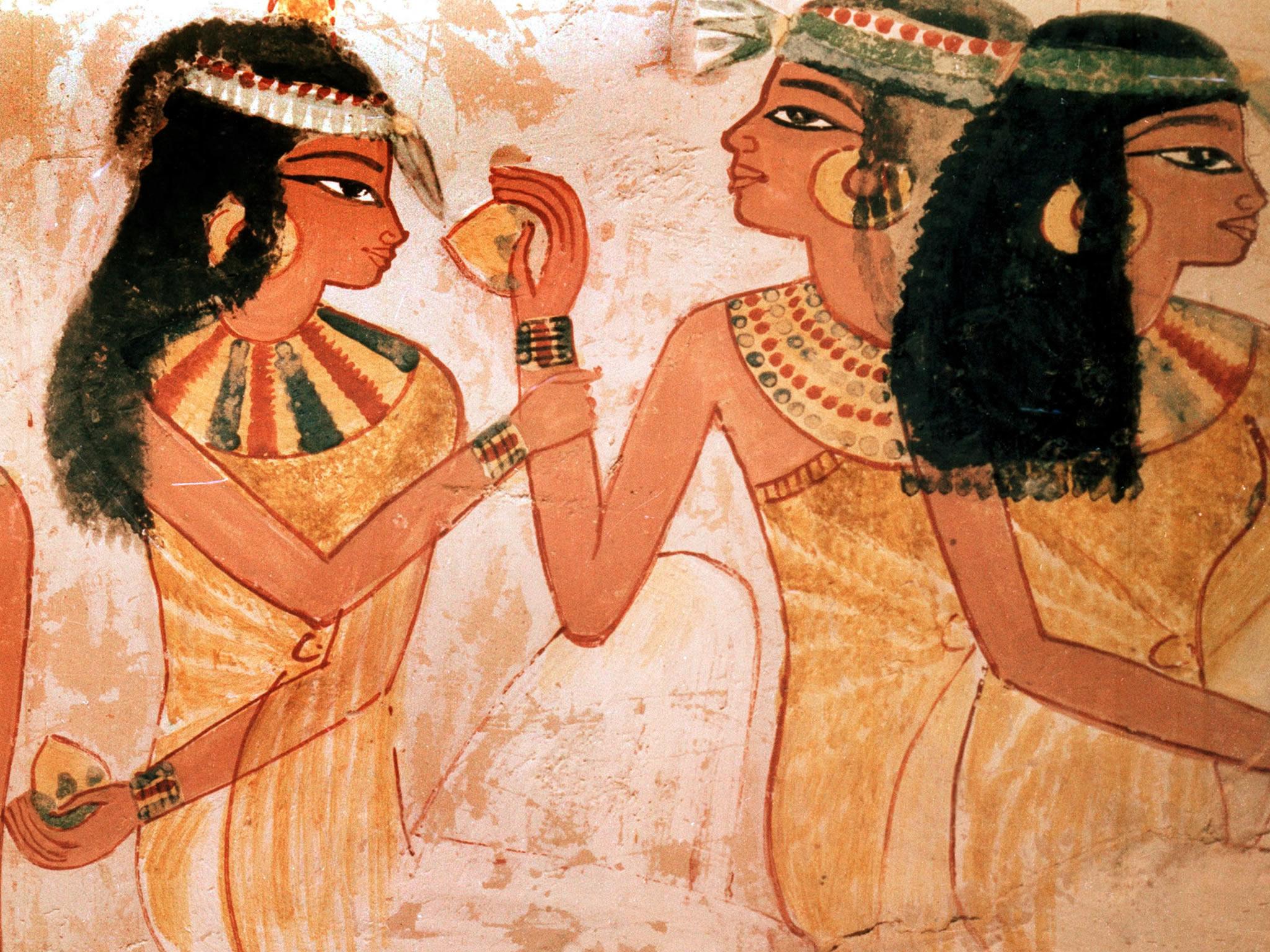 Eat Like An Egyptian History