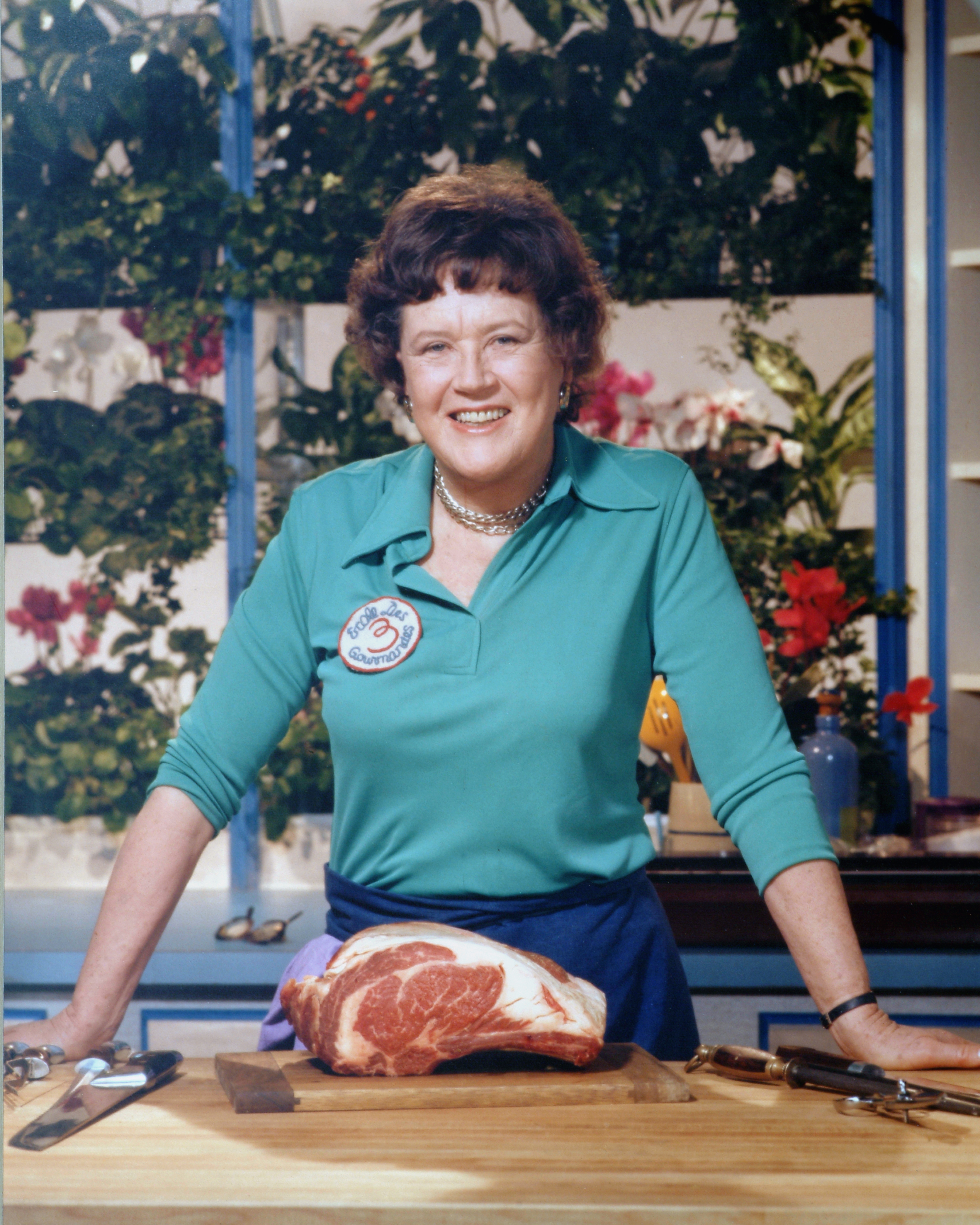 Julia Child at 100: Celebrating a Culinary Legacy