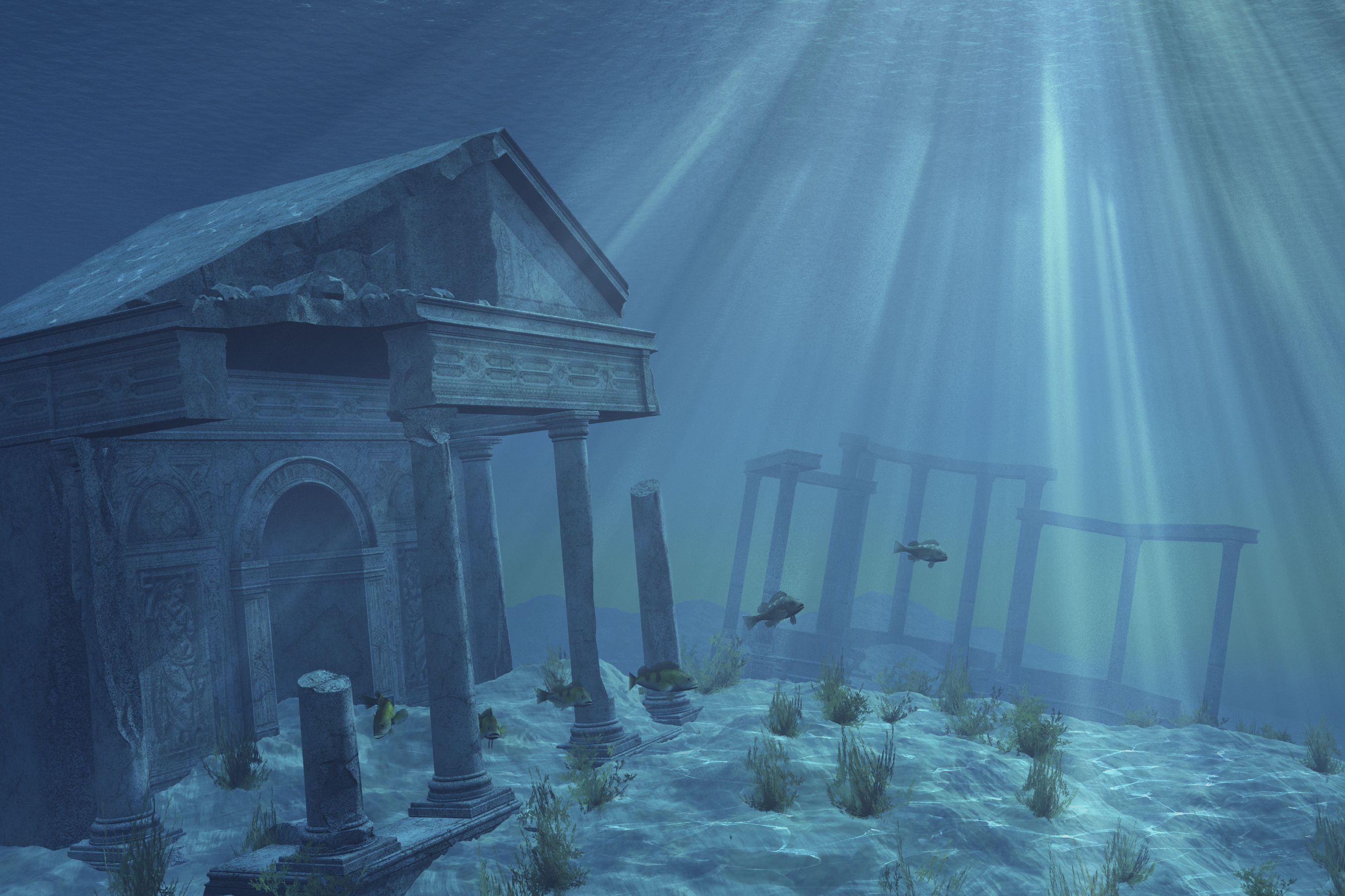 Top 6 Theories About Atlantis - HISTORY