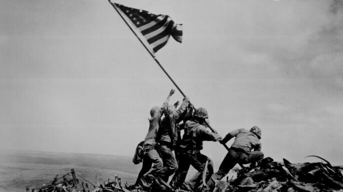 Video: Battle of Iwo Jima