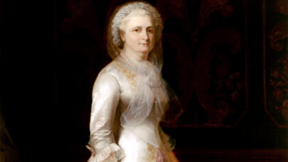 Read More: Martha Washington Was the Ultimate Military Spouse