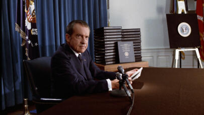 How 'Deep Throat' Took Down Nixon From Inside the FBI