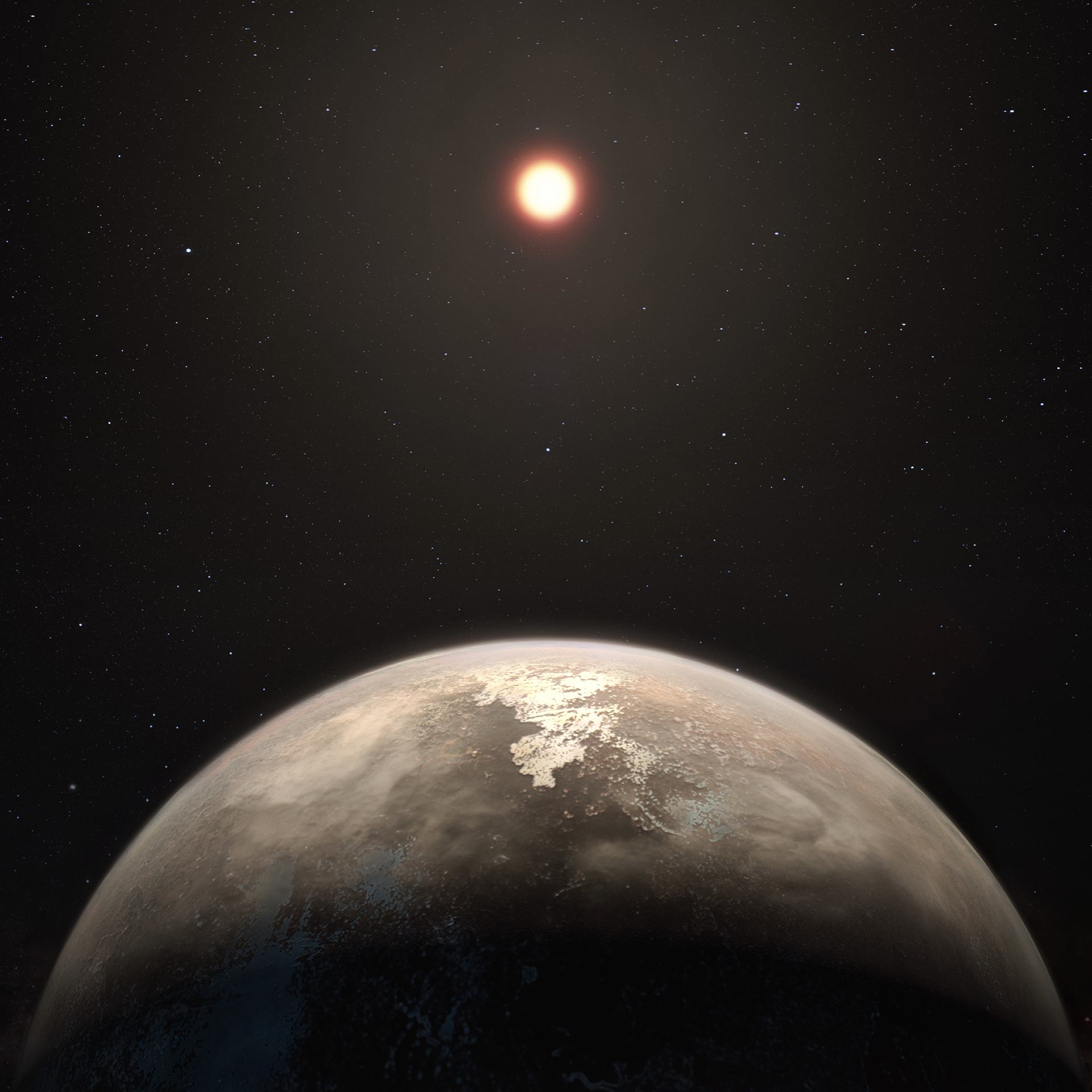 This Newly Discovered Exoplanet Might Be Able to Support Life