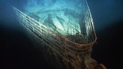 The Real Story Behind the Discovery of Titanic's Watery Grave