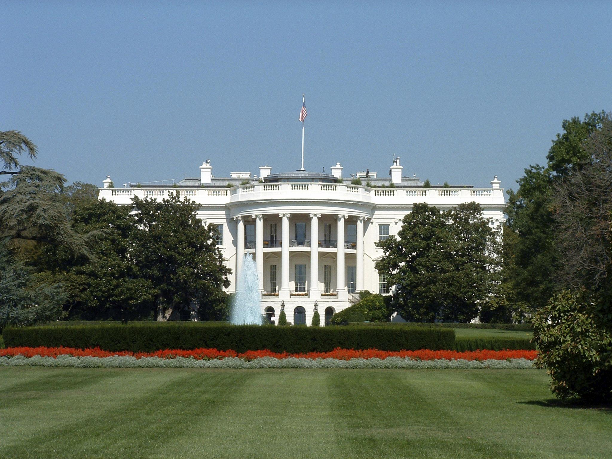 Presidential Palates: White House Menus