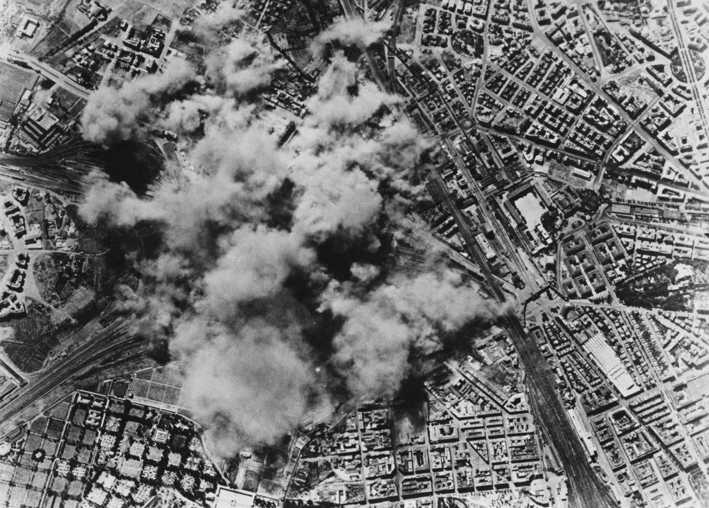 1943 Bombing in Rome