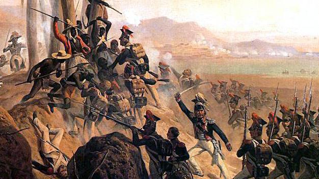The Battle of Santo Domingo