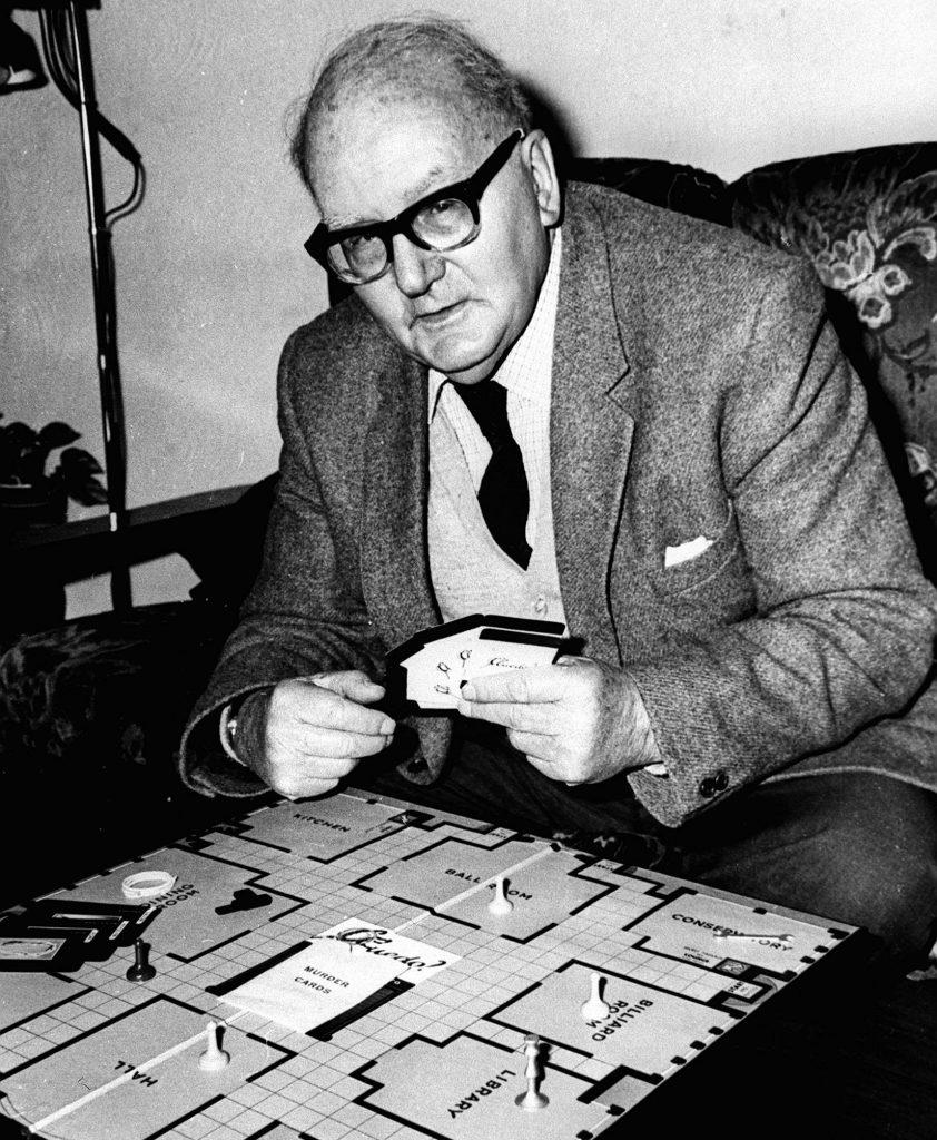 Clue inventor Anthony Pratt