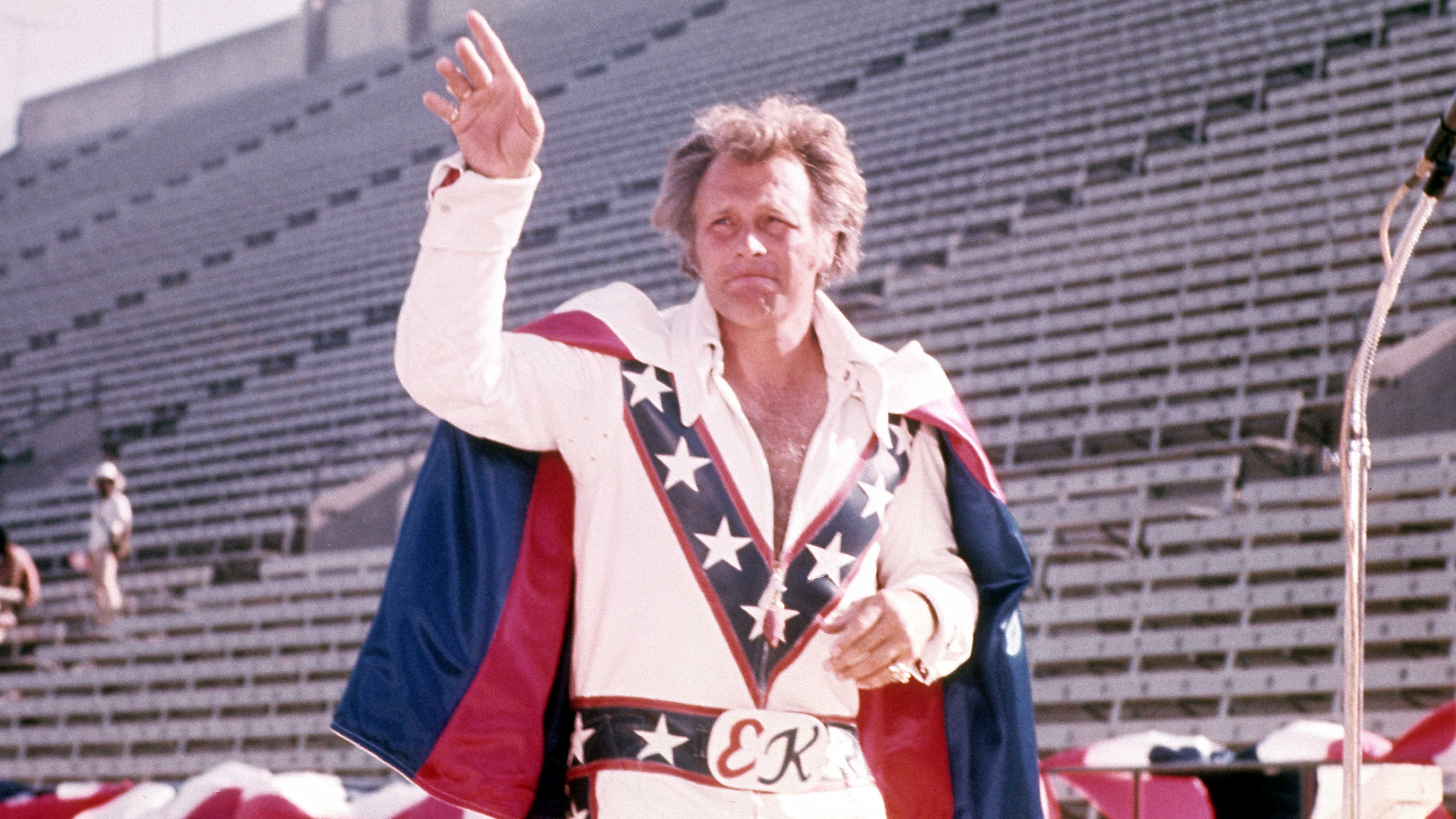 Evel Knievel's Last Jump: What Made Him Finally Quit?