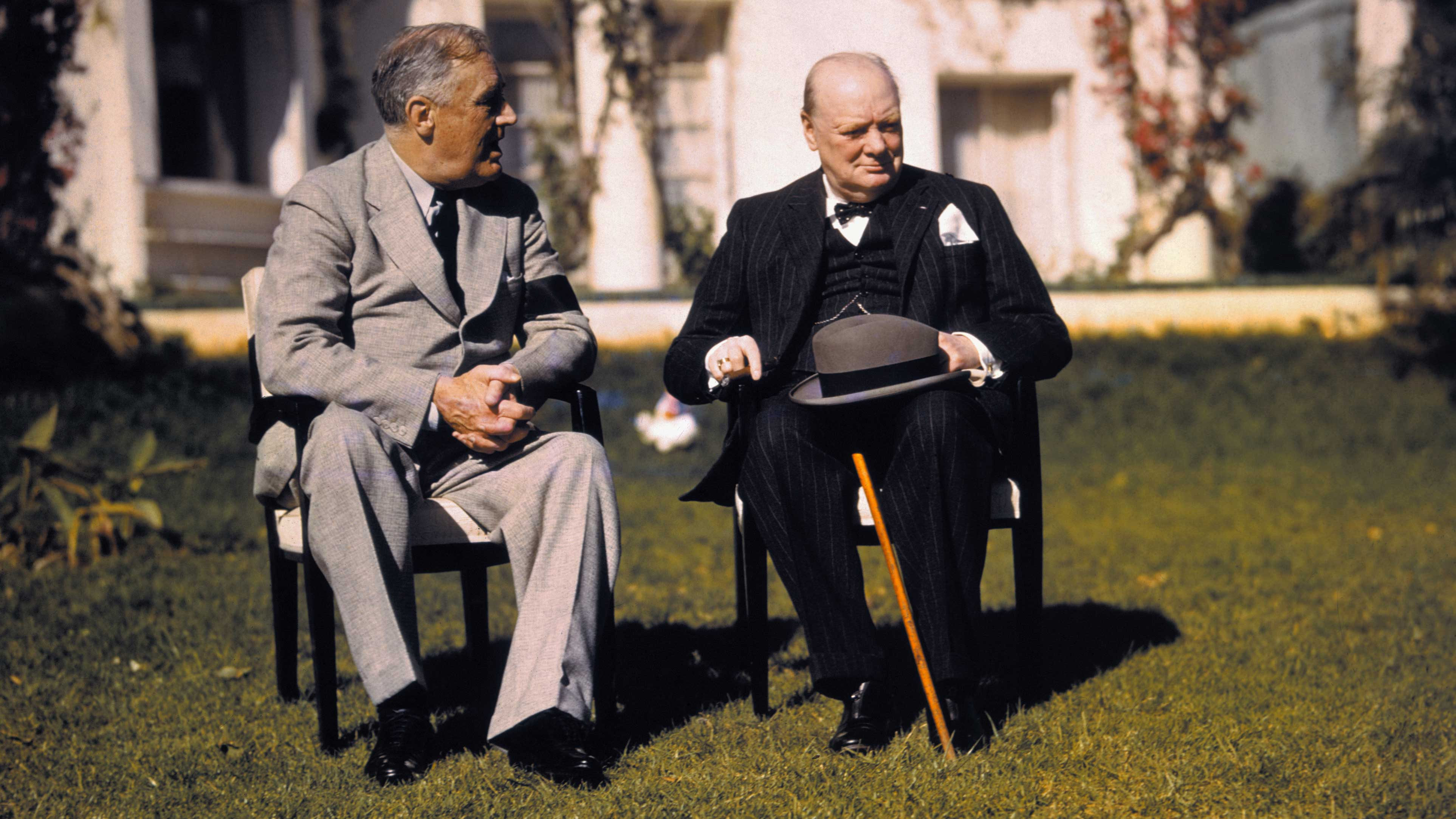 Churchill and Roosevelt Spent Years Planning D-Day