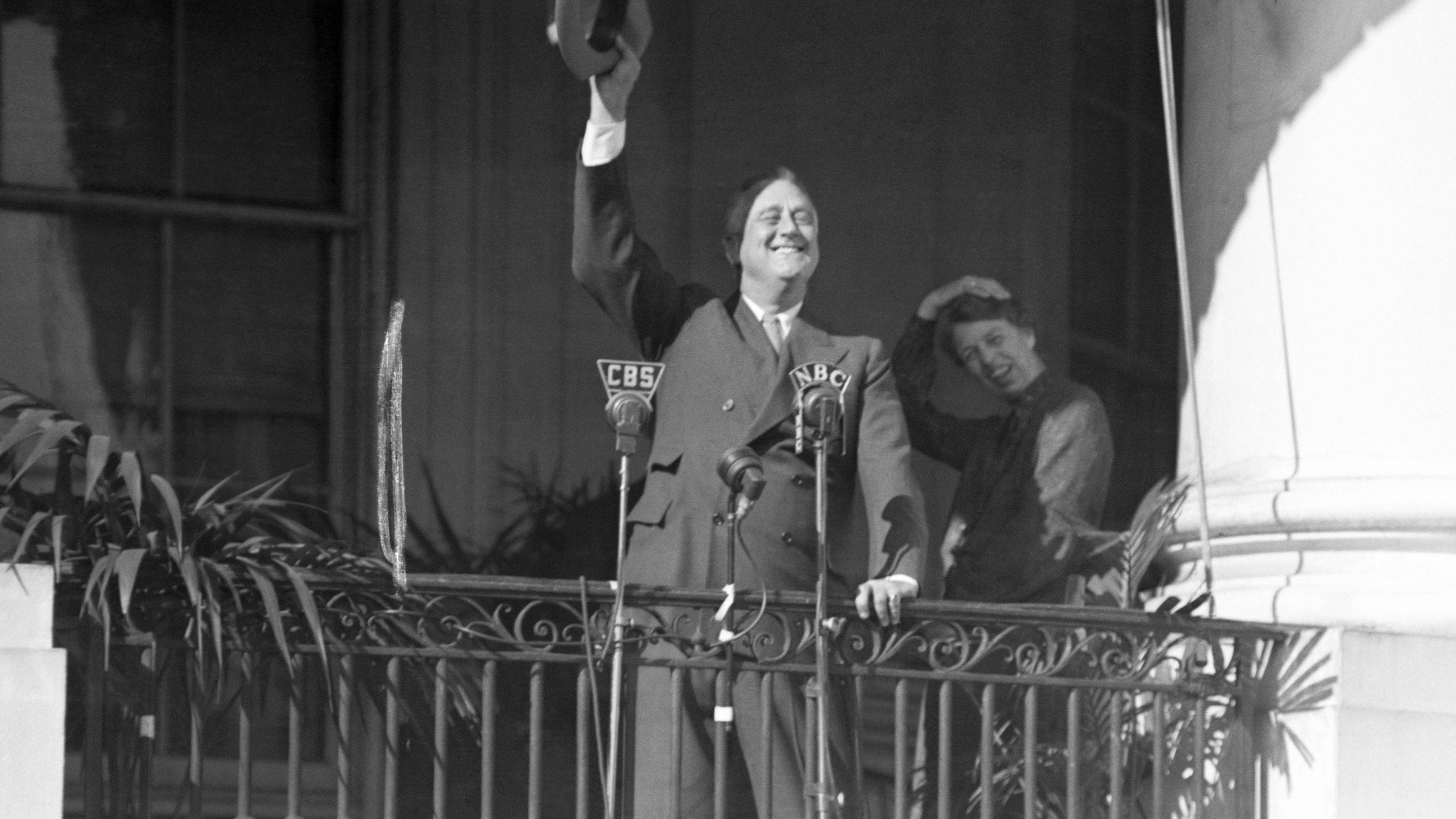 Could FDR Actually Walk? Newly Discovered Film Shows He Could