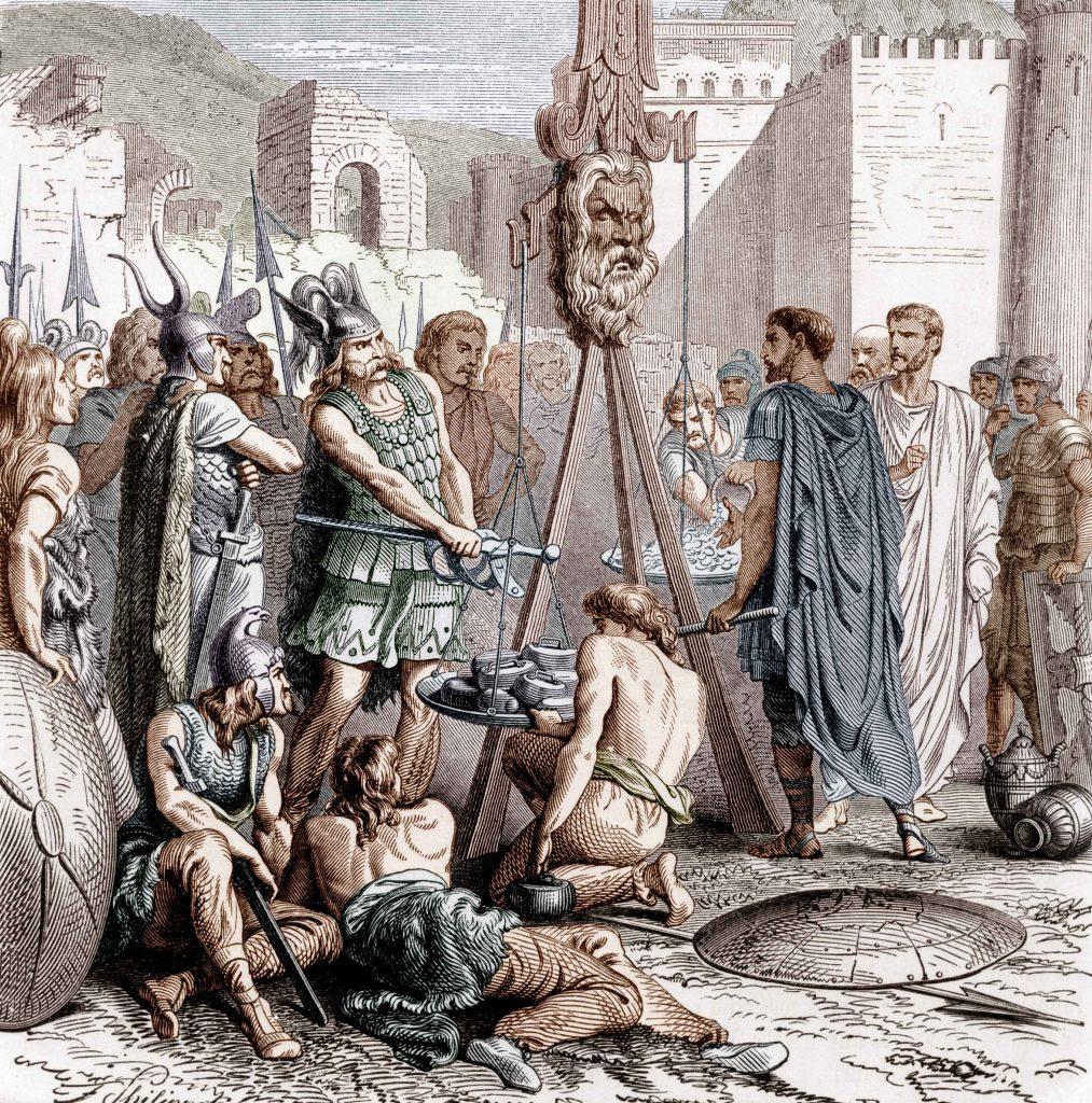 The Gallic Catastrophe