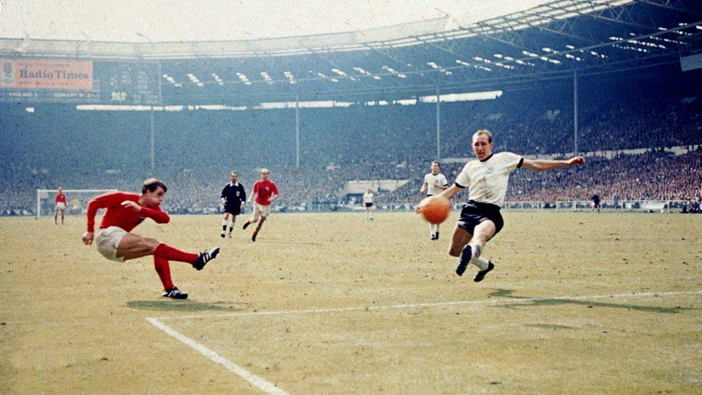 Geoff Hurst World Cup 1966