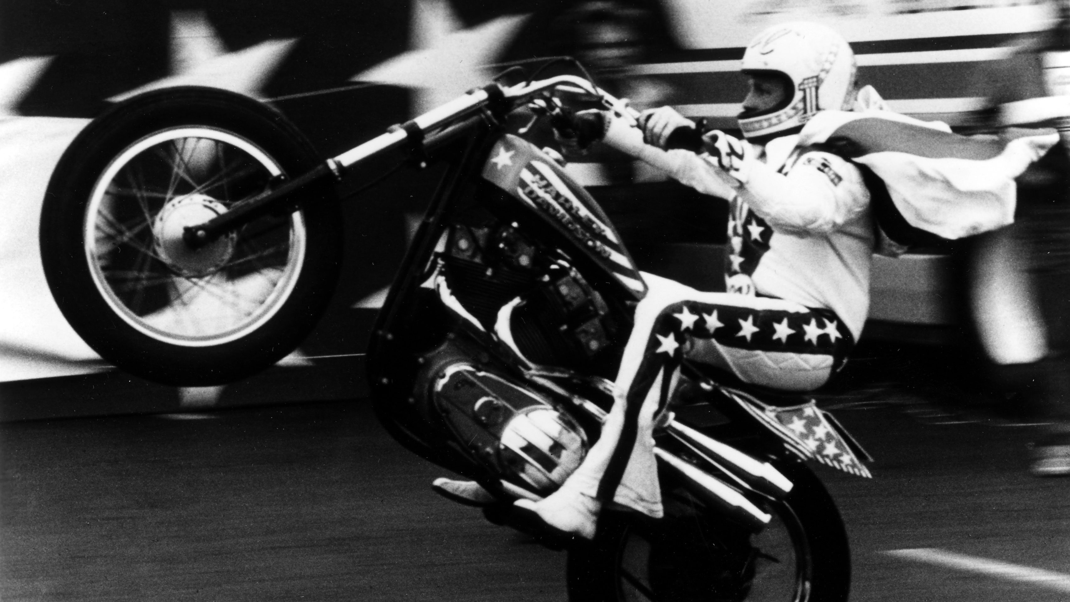 What Drove Evel Knievel to Keep Battering His Body?