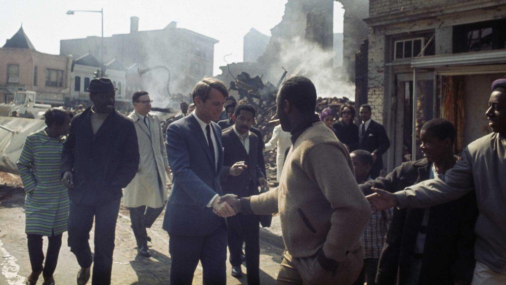 Robert F. Kennedy MLK Riots