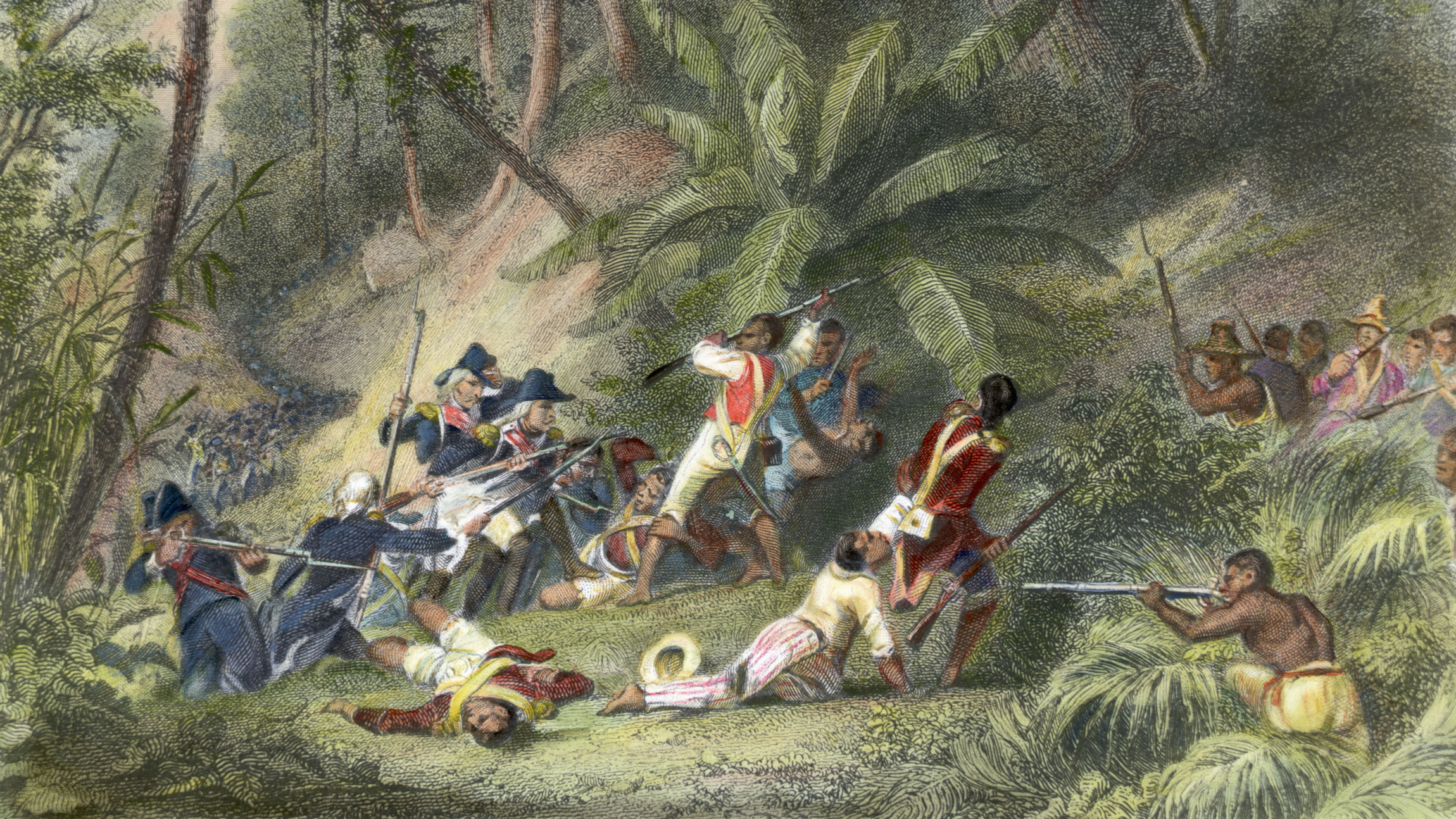 The Louisiana Purchase Was Driven by a Slave Rebellion