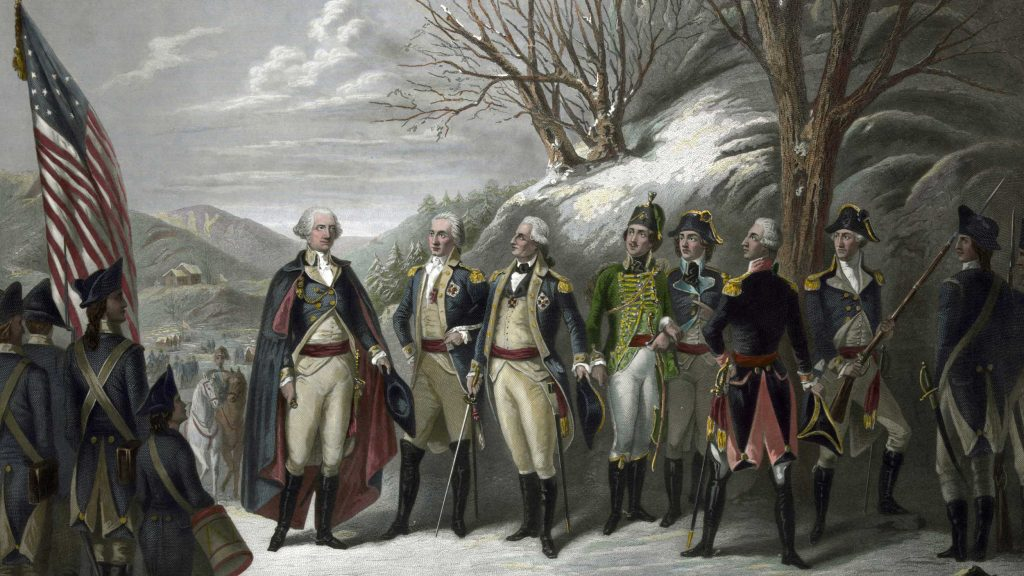 The Revolutionary War Hero Who Was Openly GayISTORY