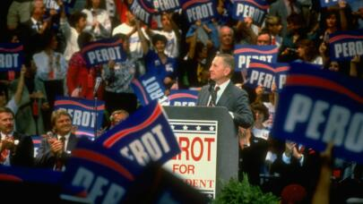 How Billionaire Ross Perot Brought Populism Back to Presidential Politics