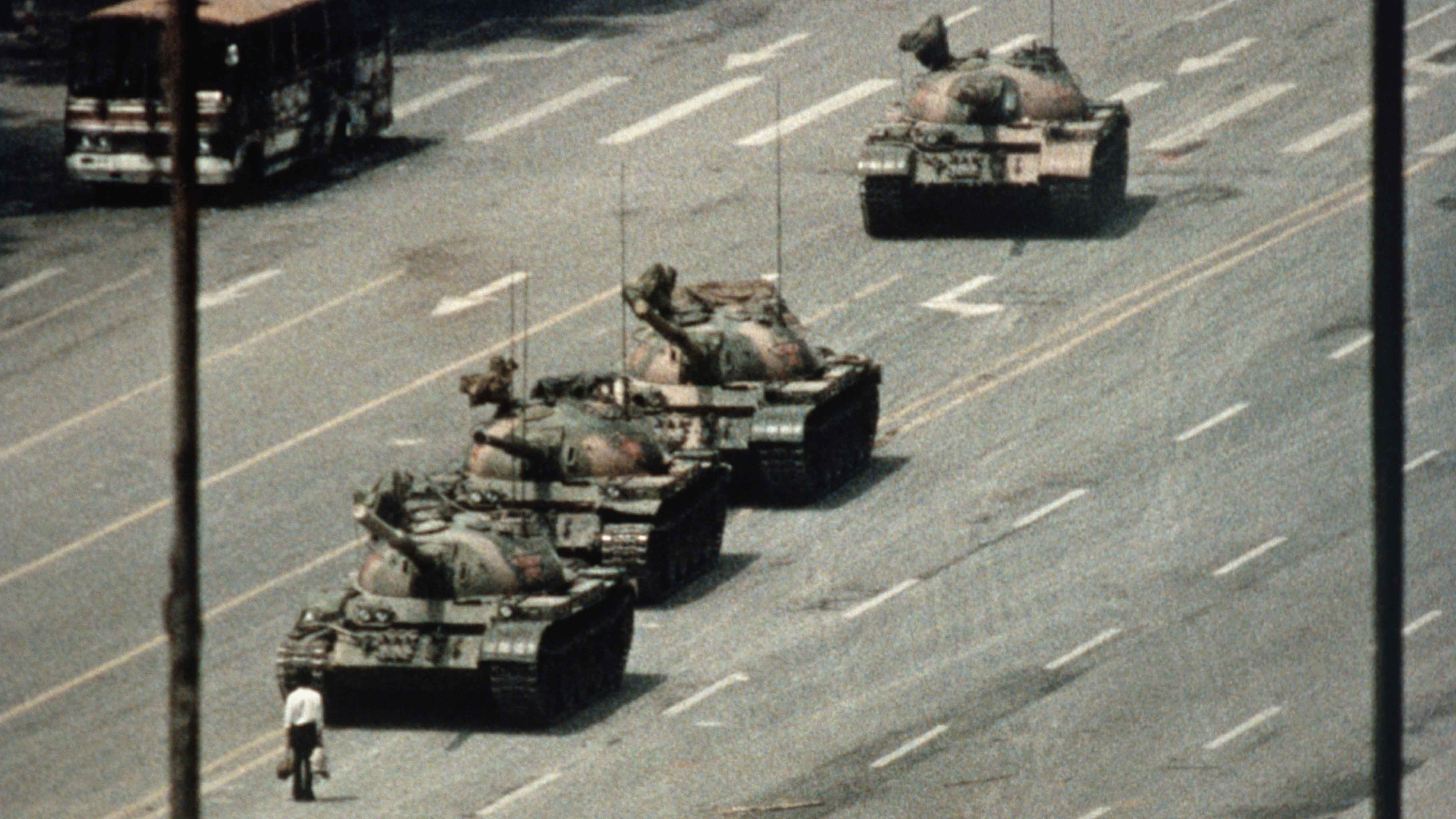 Who Was the Tank Man of Tiananmen Square? - HISTORY