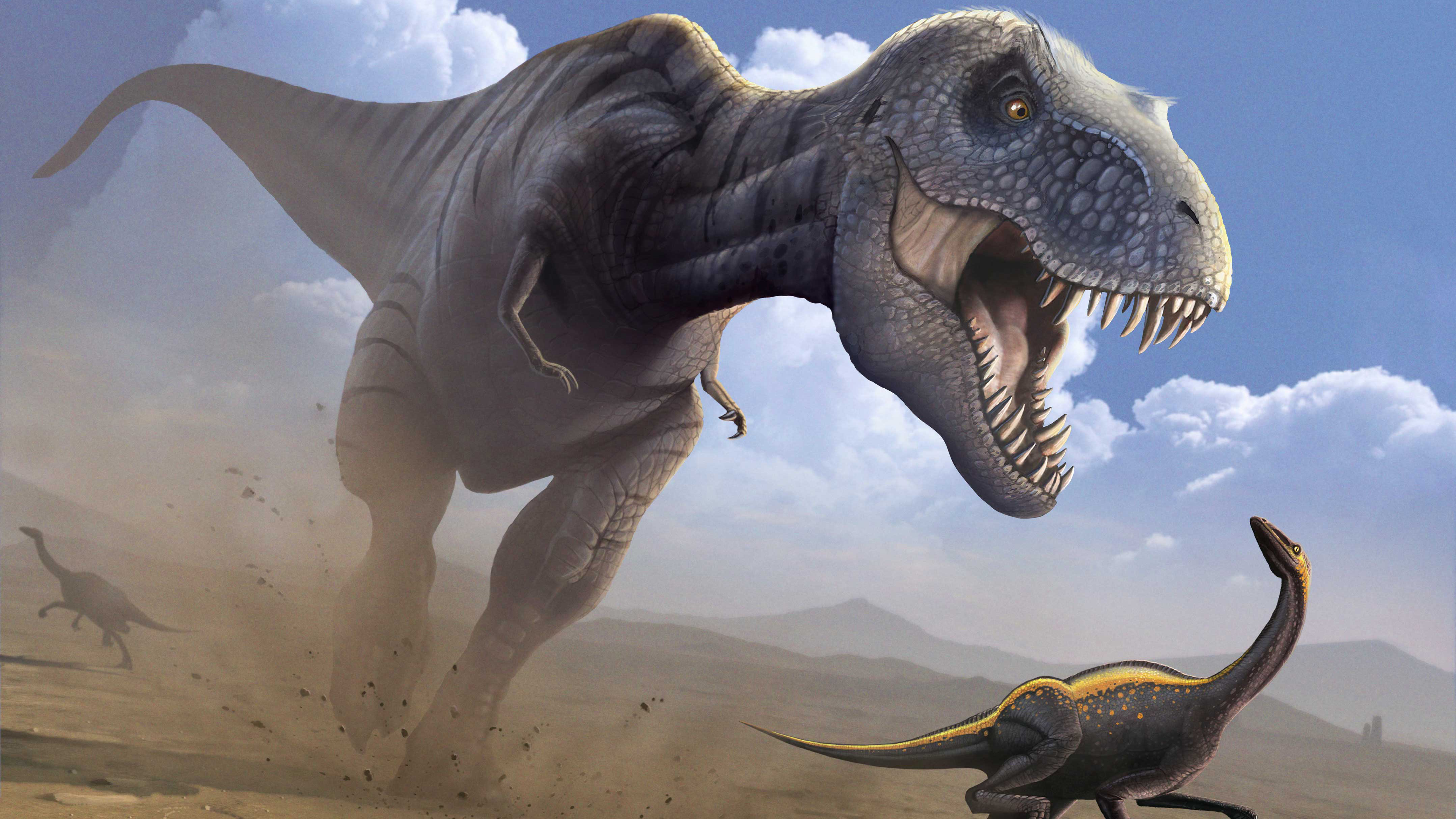 Dinosaurs Thrived After a Mass Extinction Killed Off the Competition