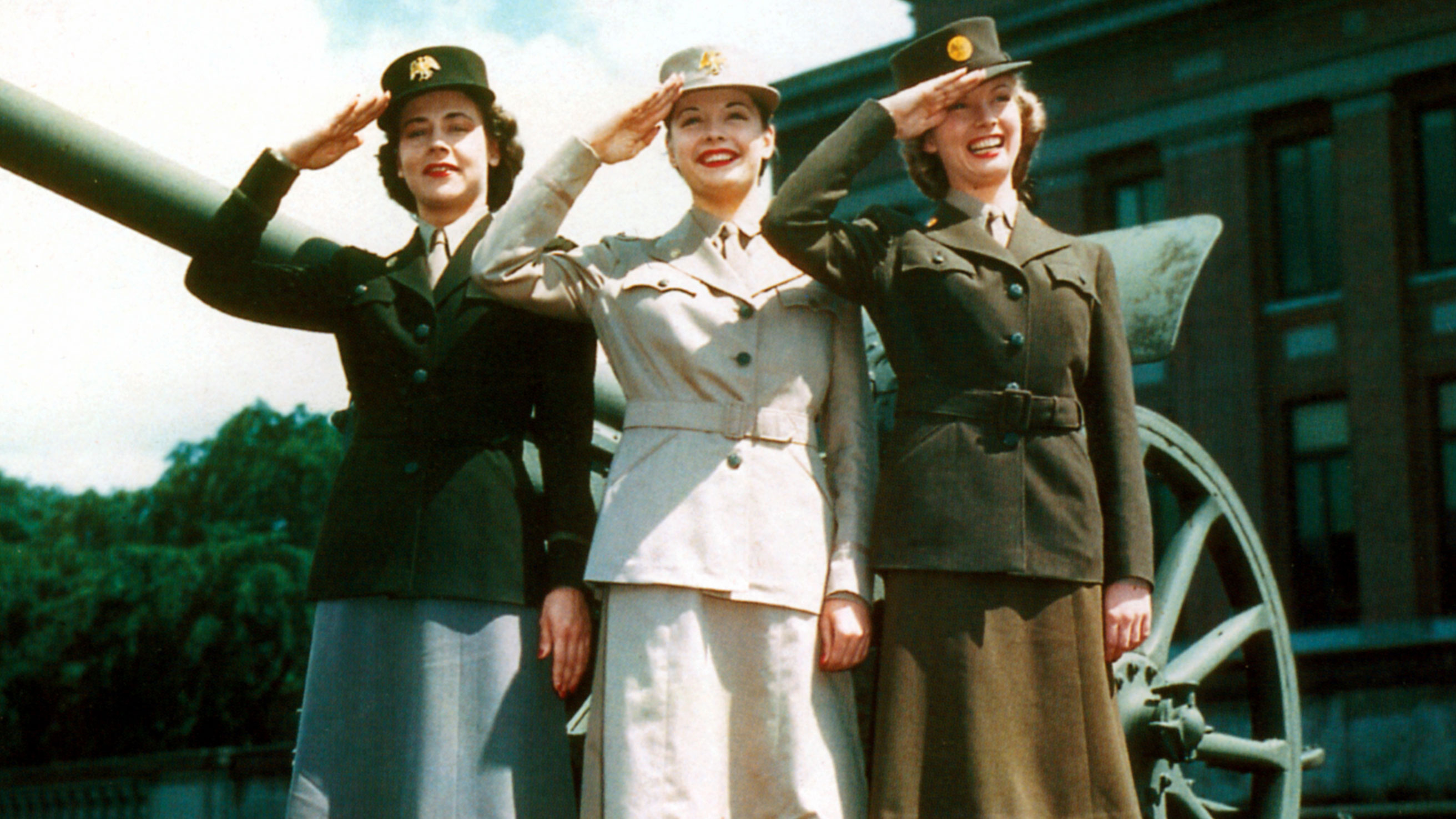 How Women Fought Their Way Into the U.S. Armed Forces