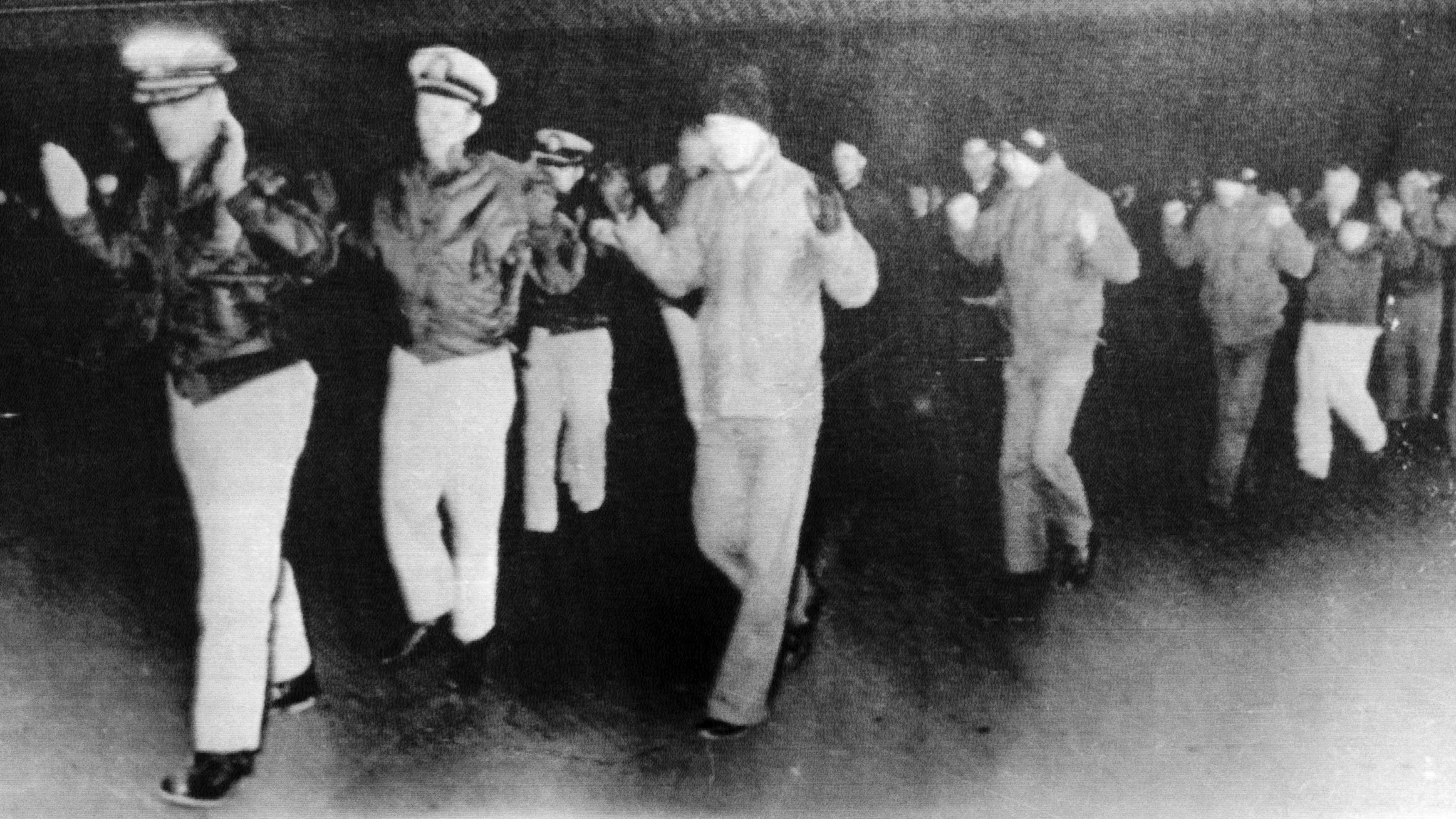 North Korea Once Captured and Detained the Crew of a U.S. Spy Ship for 11 Months