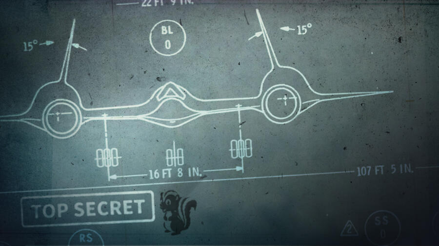 Secrets in the Sky: The Untold Story of Skunk Works