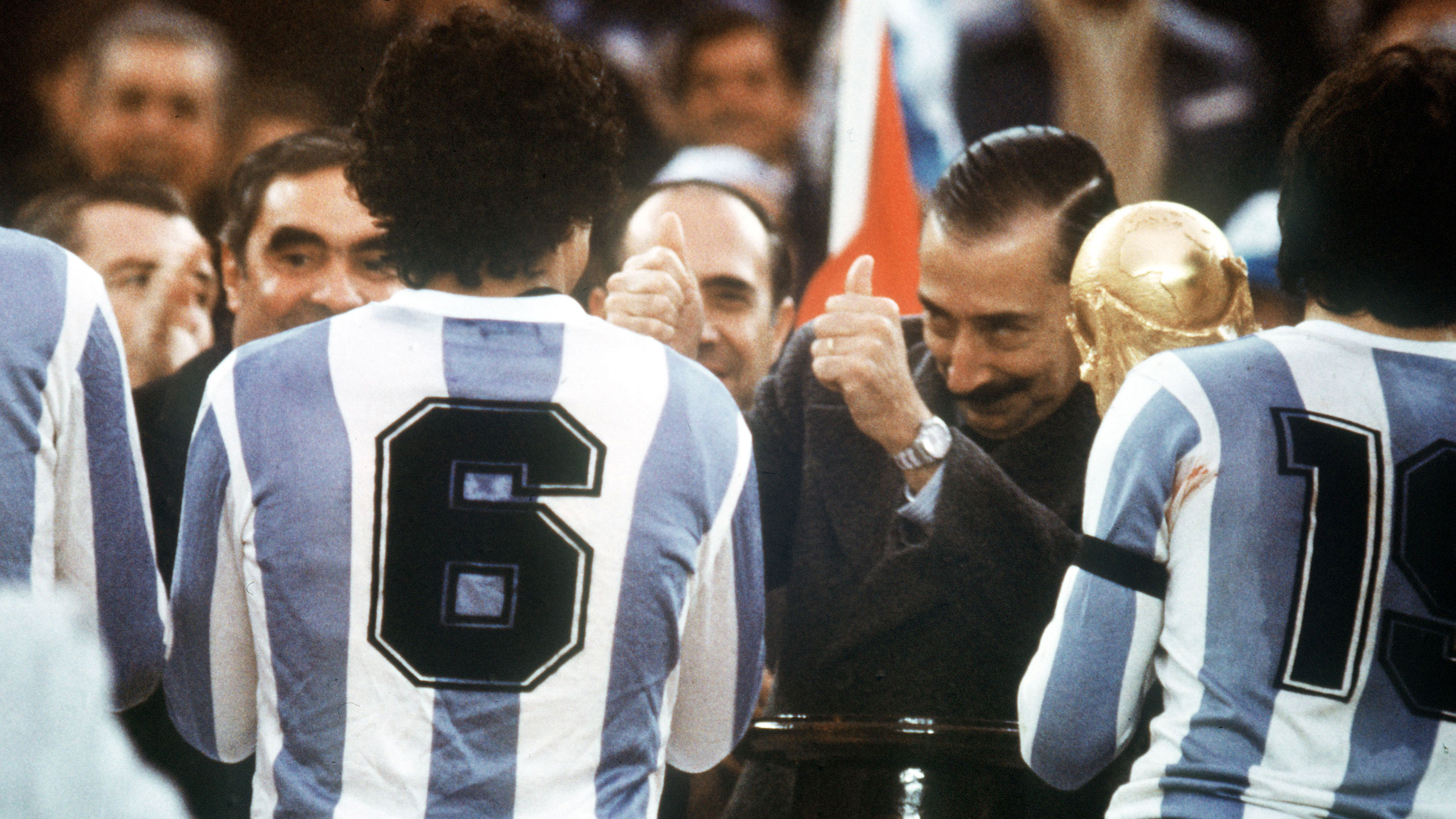 When Argentina Used World Cup Soccer to Whitewash Its Dirty War ...