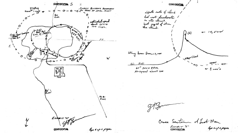 George Gorman UFO Encounter