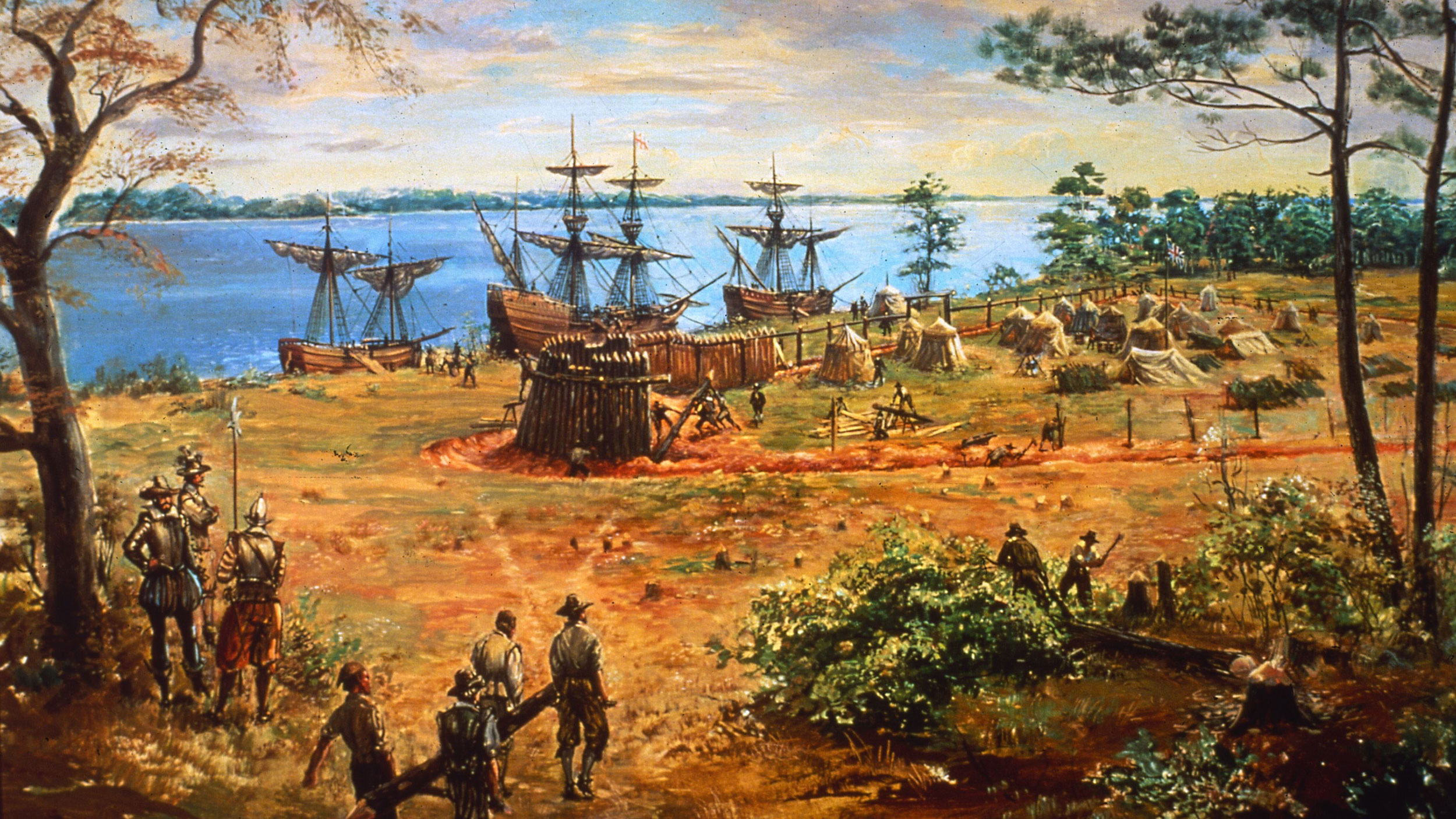 What Was Life Like in Jamestown?
