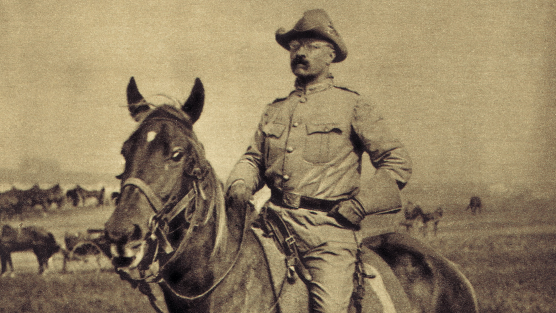 How Teddy Roosevelt Crafted an Image of American Manliness