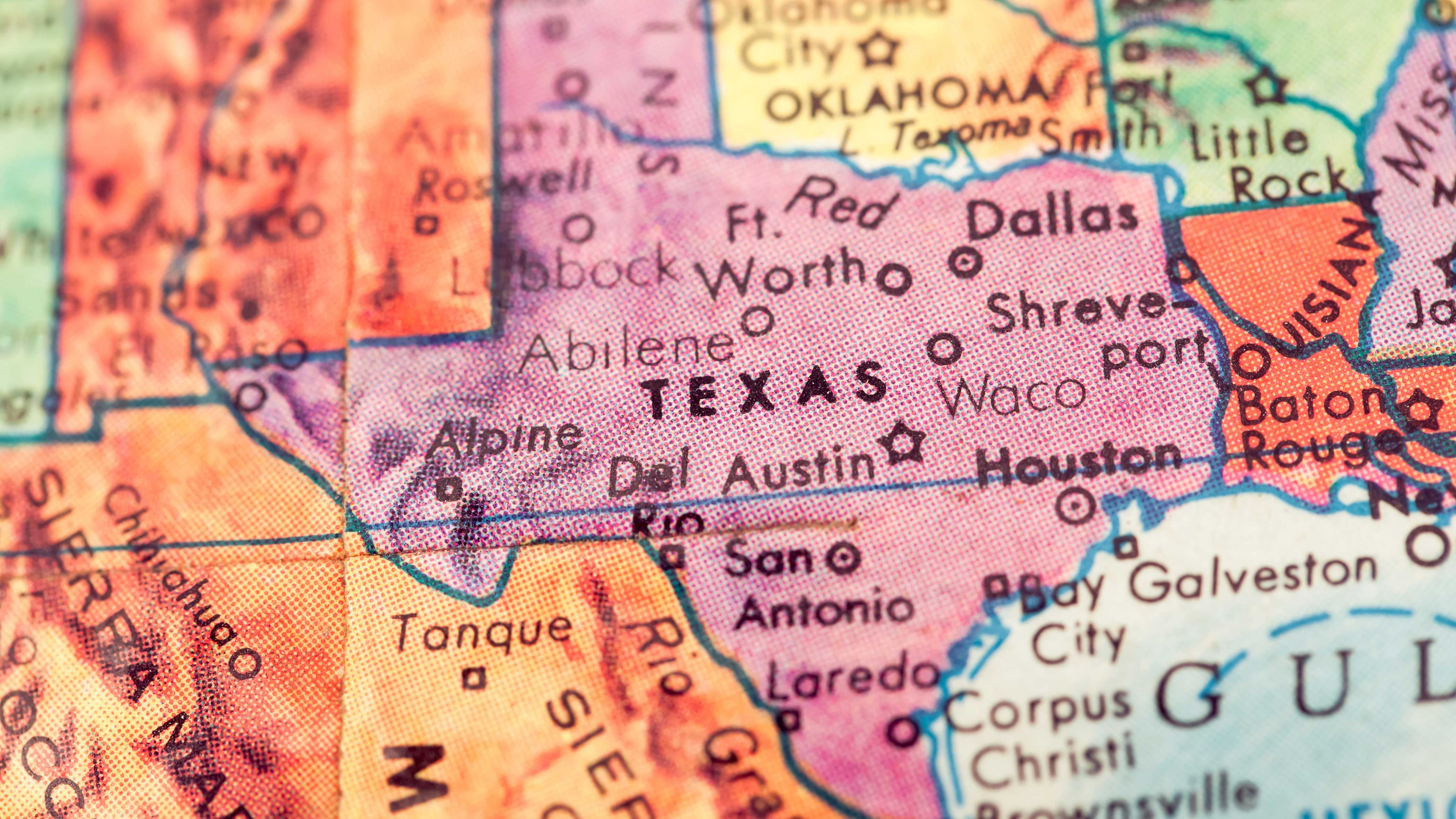 How Texas Became Part of the United States