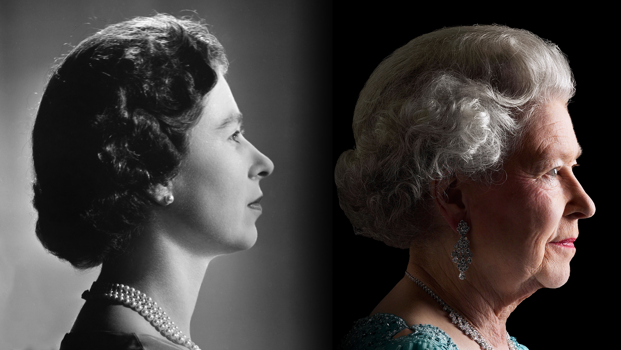 Queen Elizabeth II's Reign: Then and Now