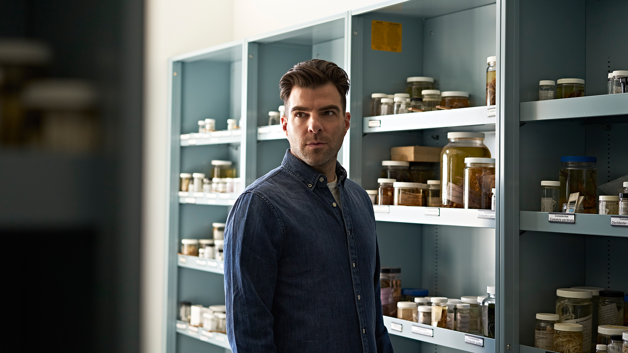 Zachary Quinto Reveals the Mysteries that Surprised Him Most in the New Series 'In Search Of'