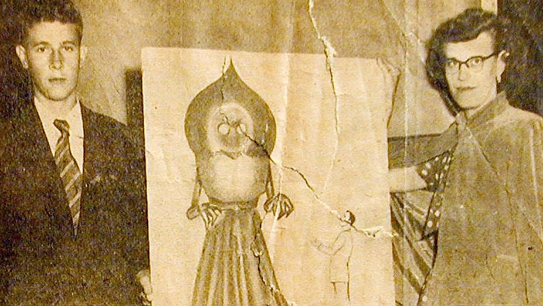 In 1952, the Flatwoods Monster Terrified 6 Kids, a Mom, a Dog—and the Nation
